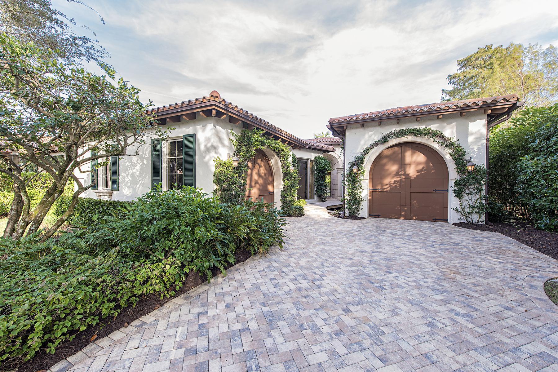 Moradia para Venda às Estuary at Grey Oaks 1302 Noble Heron Way Naples, Florida 34105 Estados Unidos