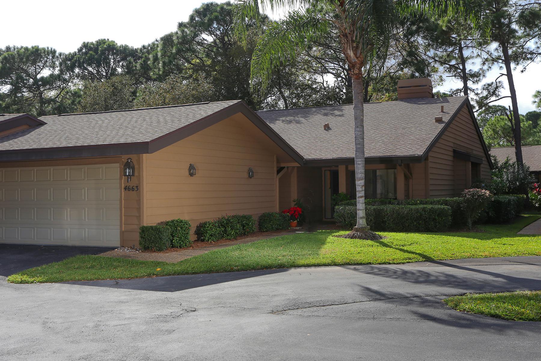 共管式独立产权公寓 为 销售 在 THE MEADOWS 4663 Chandlers Forde 31 萨拉索塔, 佛罗里达州 34235 美国