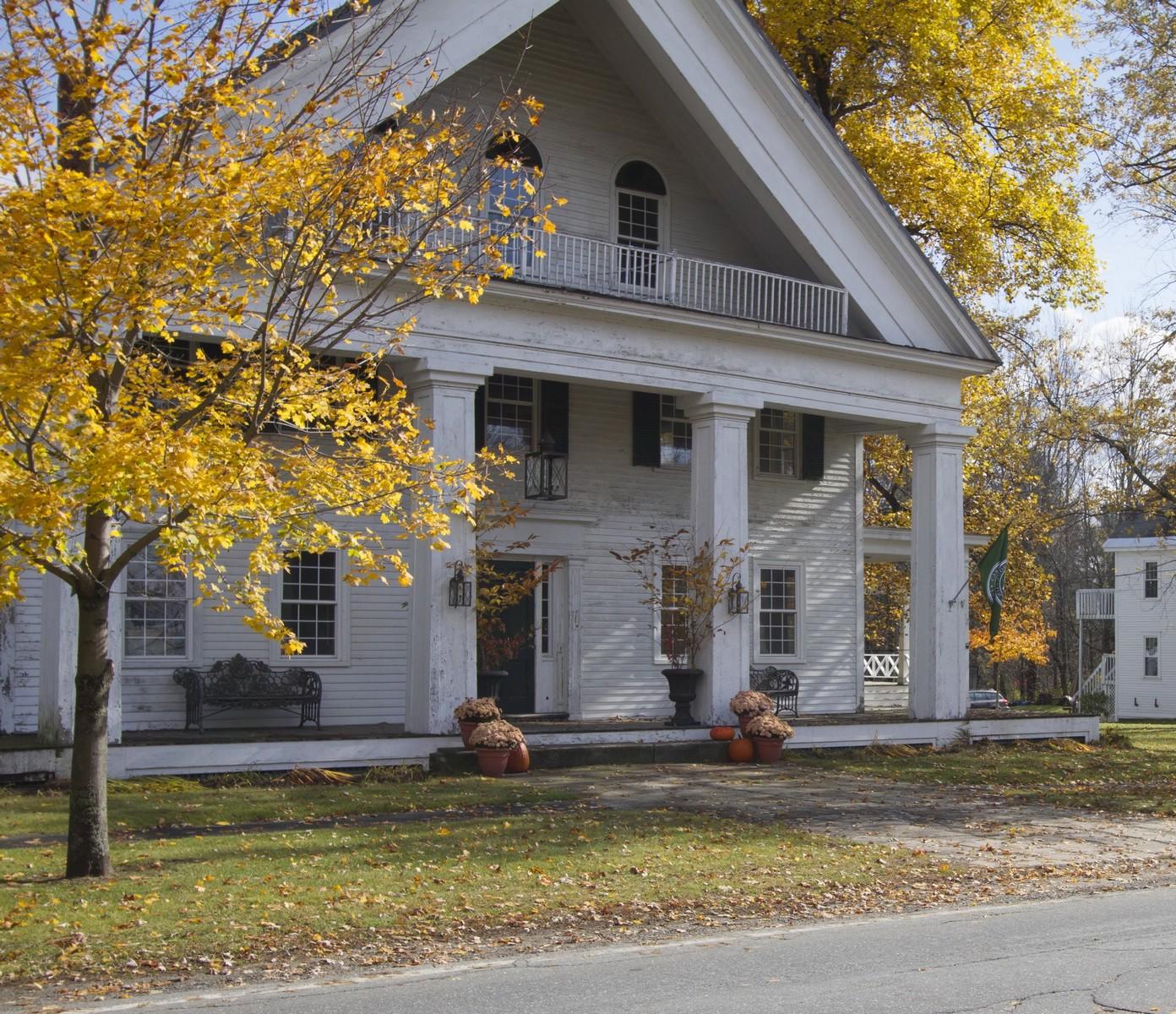 단독 가정 주택 용 매매 에 532 Canaan St, Canaan Canaan, 뉴햄프셔, 03741 미국
