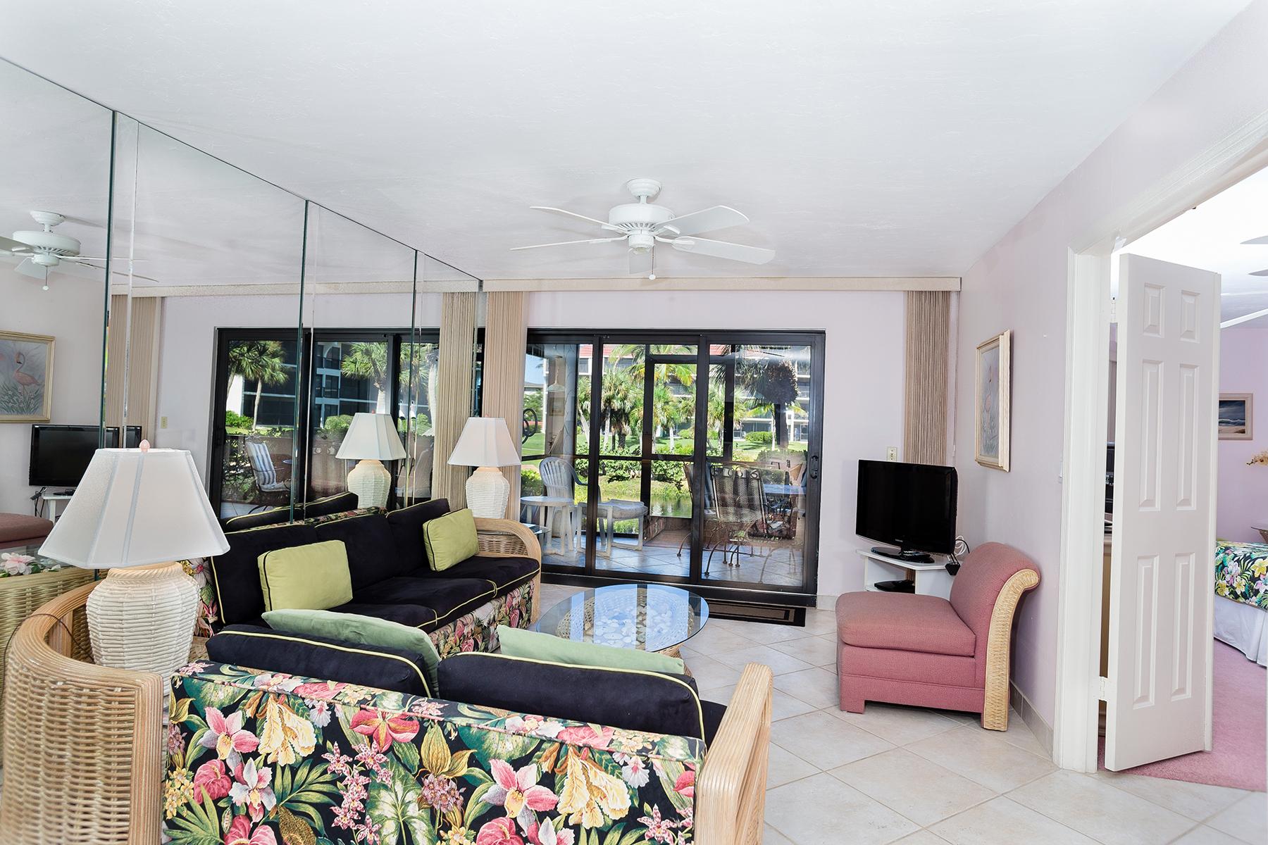 Nhà chung cư vì Bán tại SANIBEL 2445 W Gulf Dr D6 Sanibel, Florida, 33957 Hoa Kỳ
