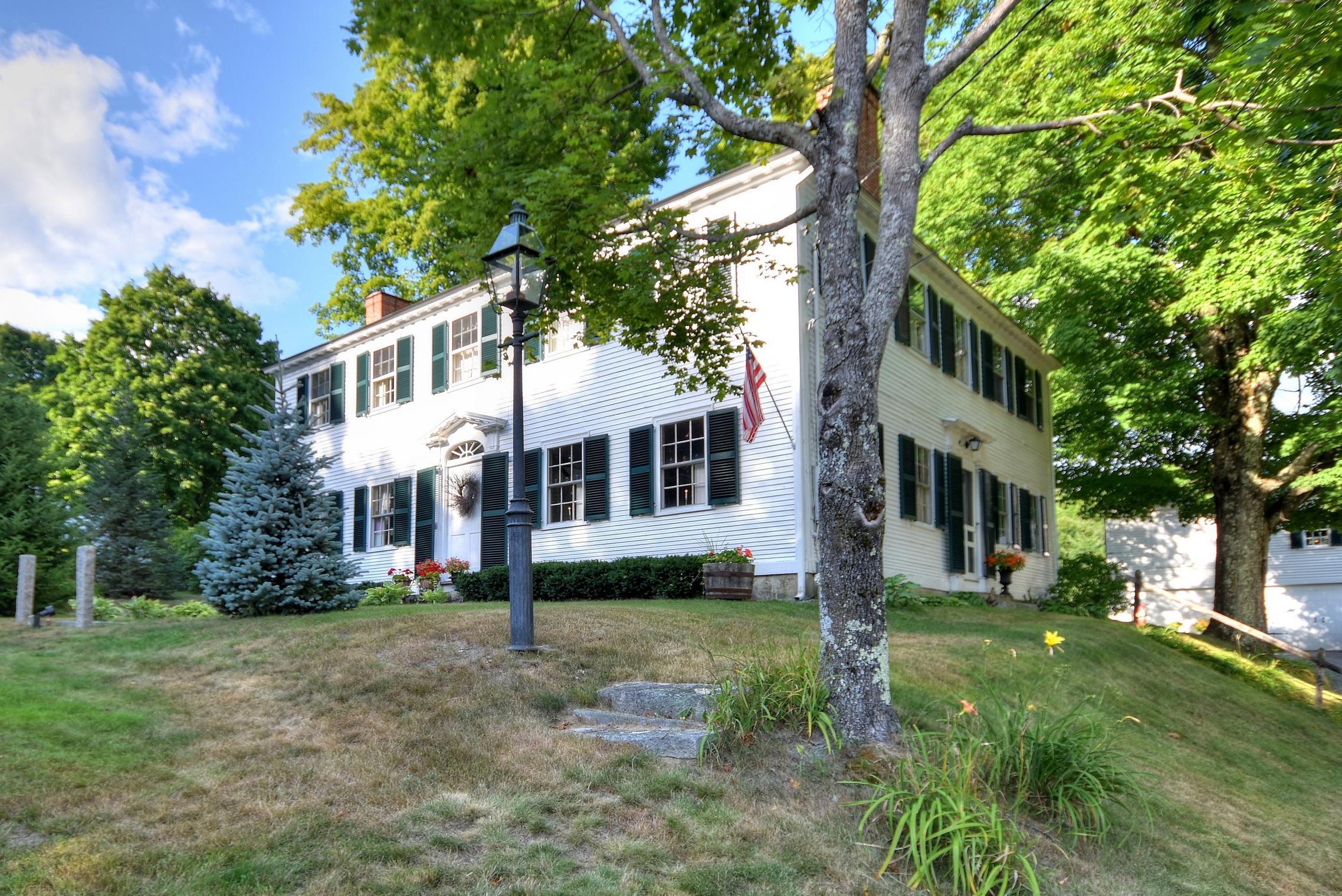 Einfamilienhaus für Verkauf beim 493 Province Road, Gilmanton 493 Province Rd Gilmanton, New Hampshire, 03237 Vereinigte Staaten