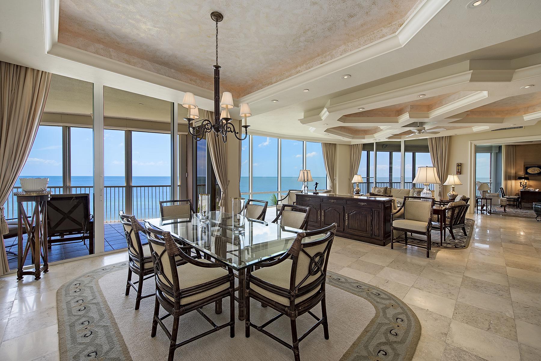 Autre bien résidentiel pour l Vente à PARK SHORE - LE RIVAGE 4351 Gulf Shore Blvd N Unit 6S Naples, Florida, 34103 États-Unis