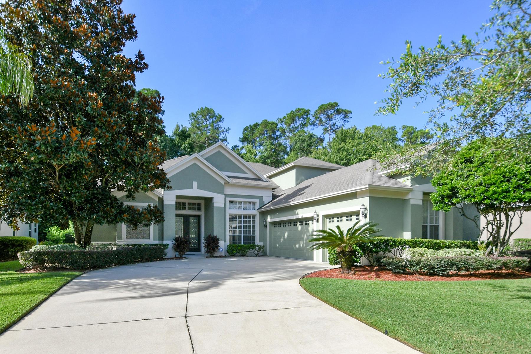 단독 가정 주택 용 매매 에 LAKE MARY - SANFORD 736 Broadoak Loop Sanford, 플로리다, 32771 미국