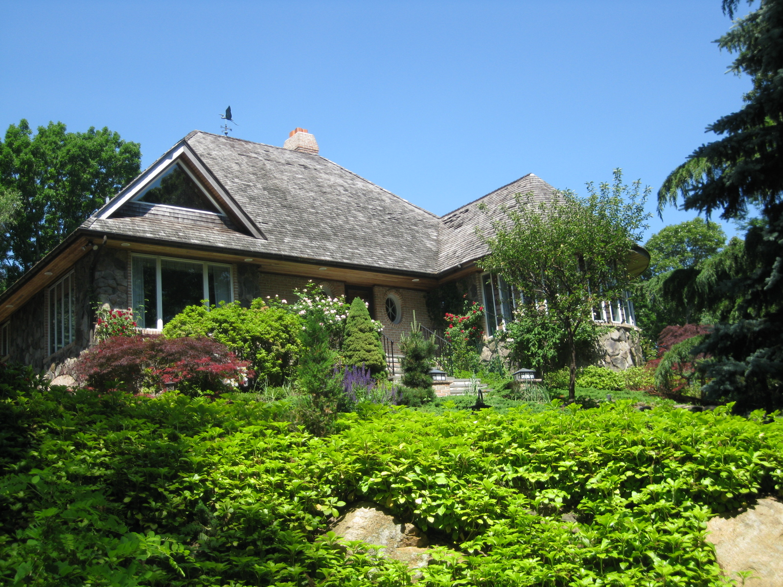 Tek Ailelik Ev için Satış at Mediterranean Shelter Island, New York 11964 Amerika Birleşik Devletleri
