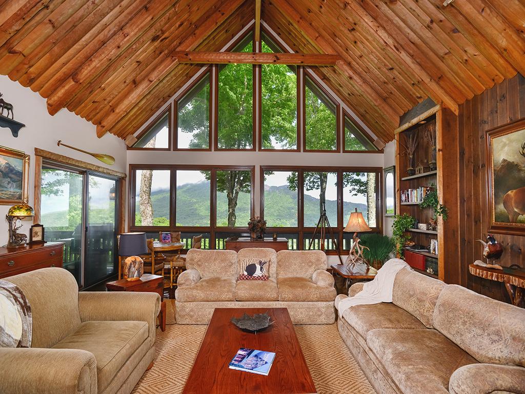 Single Family Home for Sale at LINVILLE RIDGE 209 Ridge Drive Linville, North Carolina 28646 United States