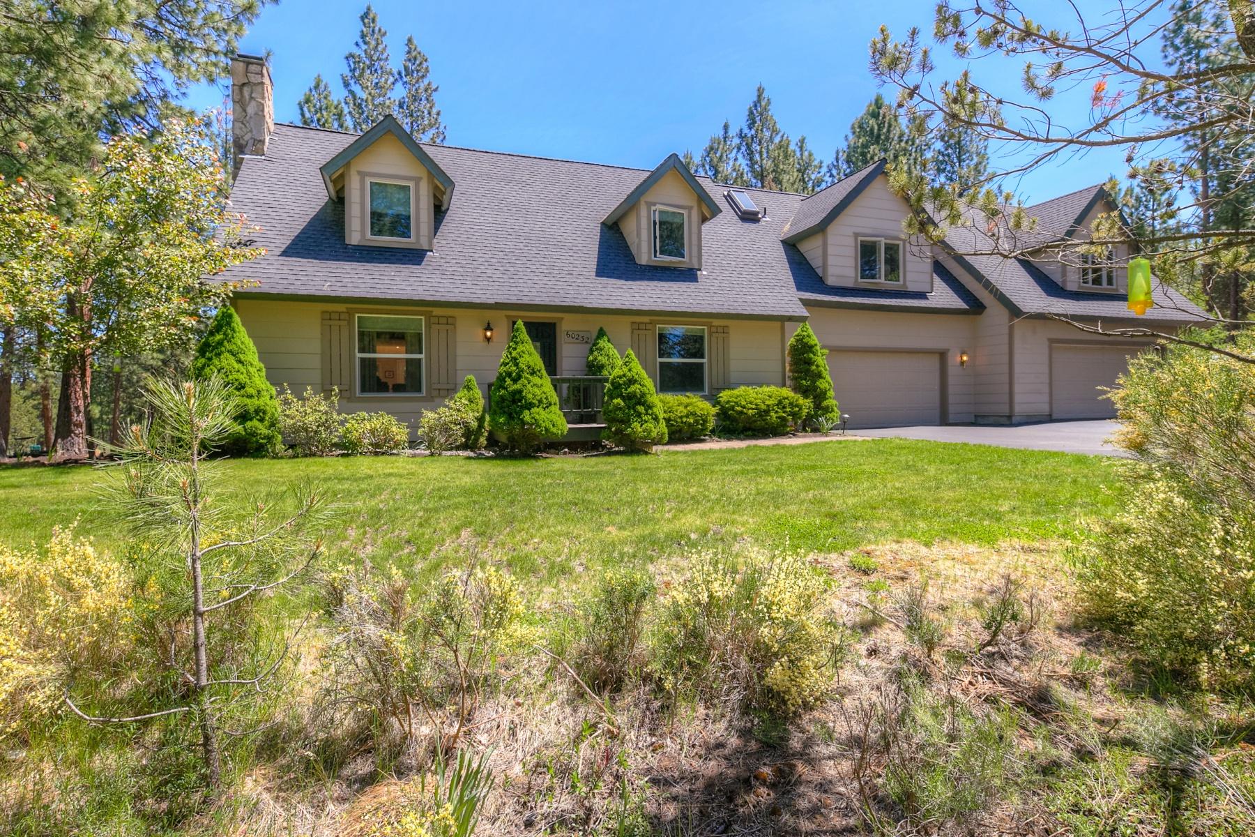 独户住宅 为 销售 在 60232 Ridgeview E Drive, BEND 本德, 俄勒冈州, 97702 美国