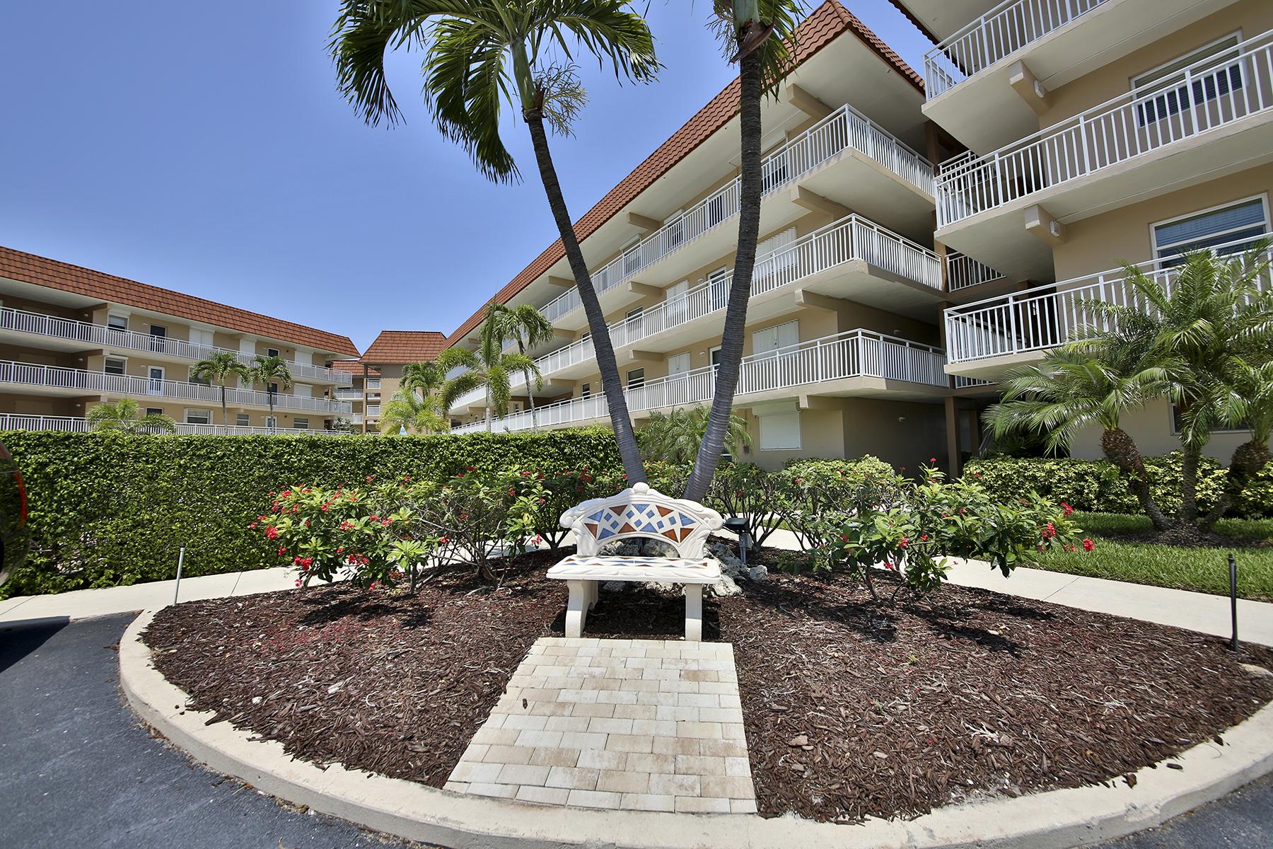 Condominium for Sale at MARCO ISLAND - VILLE DE MARCO WEST 1202 Edington Pl B404 Marco Island, Florida 34145 United States