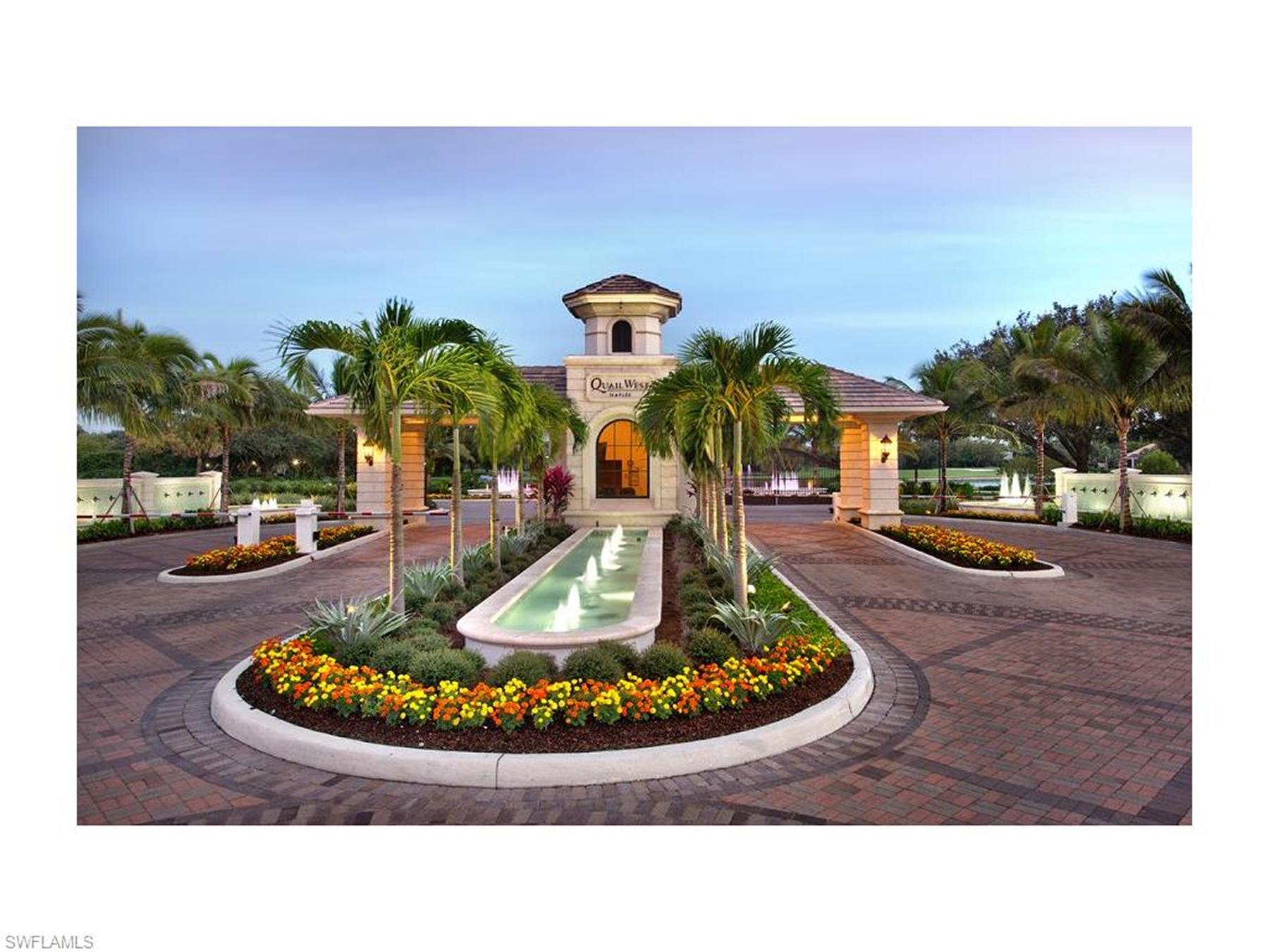 Nhà ở một gia đình vì Bán tại QUAIL WEST 28881 Girard Terr Naples, Florida, 34119 Hoa Kỳ