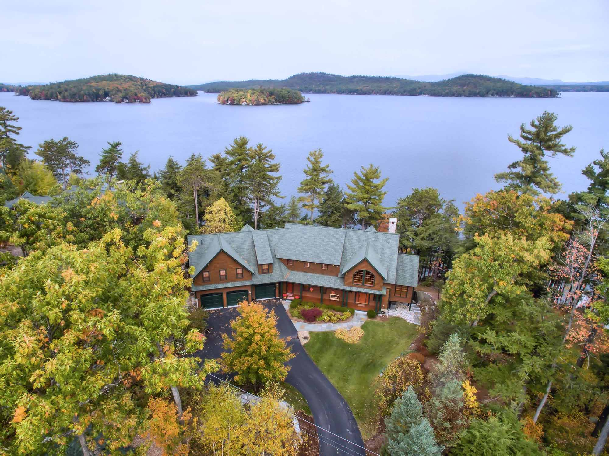 Single Family Home for Sale at 56 Timber Ridge Rd, Alton Alton, New Hampshire 03810 United States