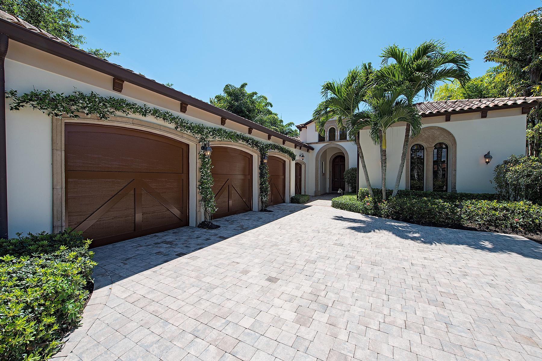 Villa per Vendita alle ore 1505 Marsh Wren Ln , Naples, FL 34105 1505 Marsh Wren Ln Estuary At Grey Oaks, Naples, Florida, 34105 Stati Uniti