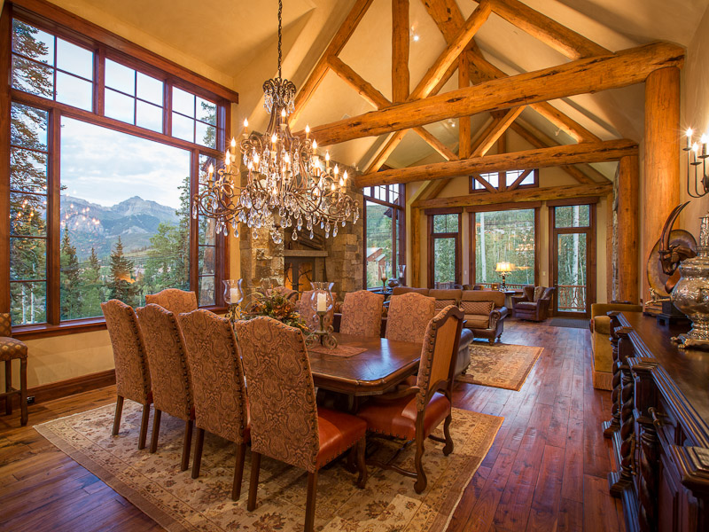 Single Family Home for Sale at 125 Hang Glider Drive 125 Hang Glider Drive Mountain Village Telluride, Colorado 81435 United States