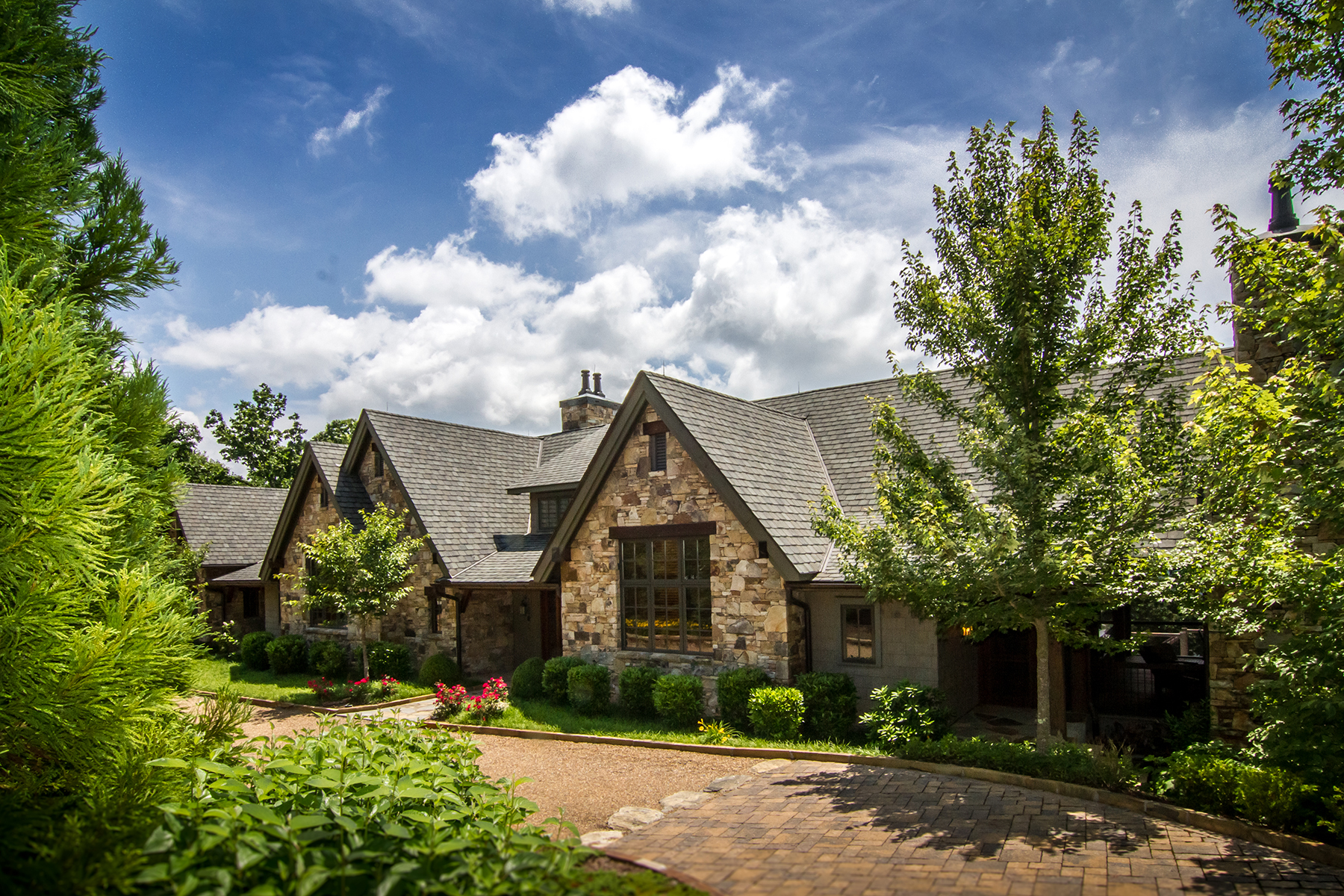 Single Family Home for Sale at MILL SPRING - BRIGHT'S CREEK 305 Kincaid Pl Mill Spring, North Carolina, 28756 United States
