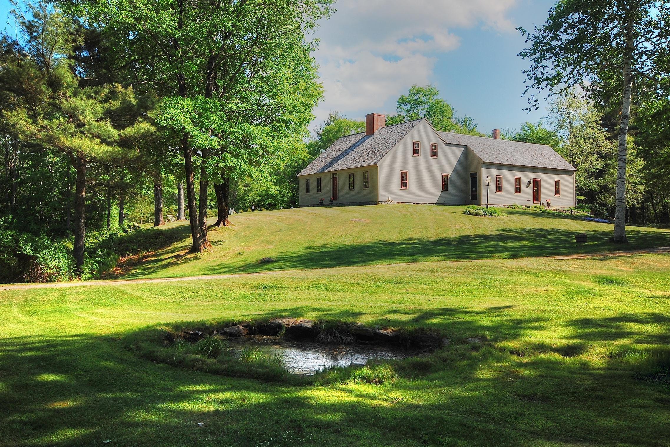 Maison unifamiliale pour l Vente à 858 Province Road, Gilmanton 858 Province Rd Gilmanton, New Hampshire, 03237 États-Unis