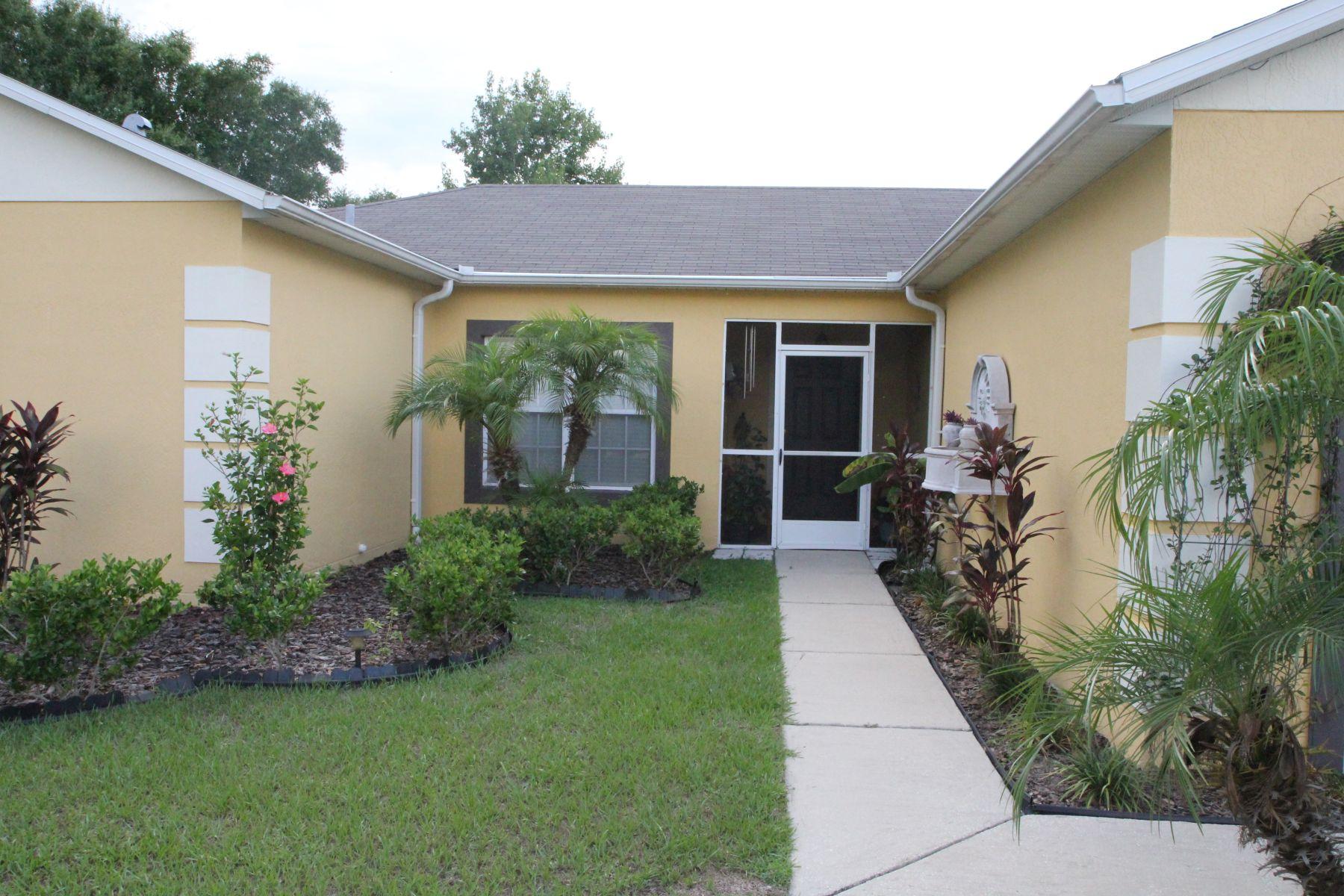 Casa Unifamiliar por un Venta en Kissimmee, Florida 503 Carlsbad Dr Kissimmee, Florida 34758 Estados Unidos