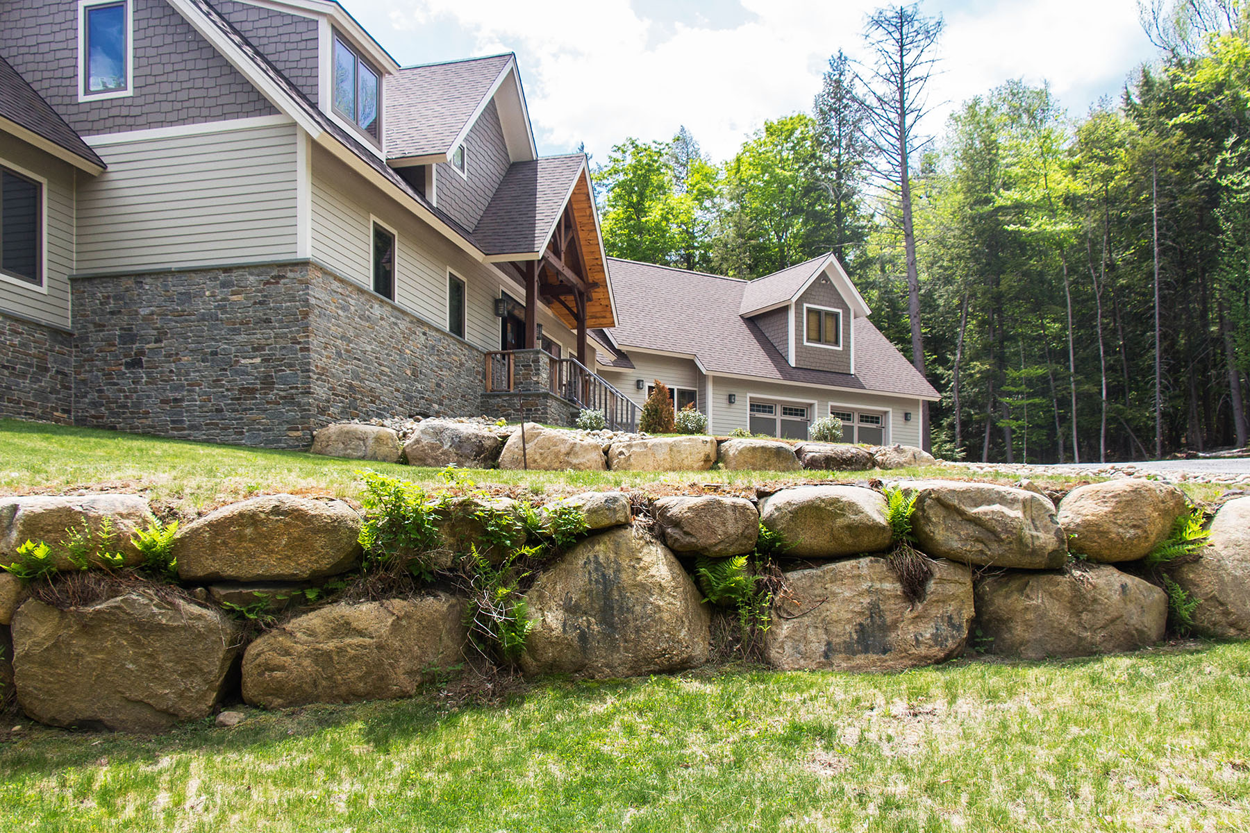 Additional photo for property listing at Luxury Wood Pegged Timber Frame 15  Straight Brook Ln North Creek, New York 12853 United States