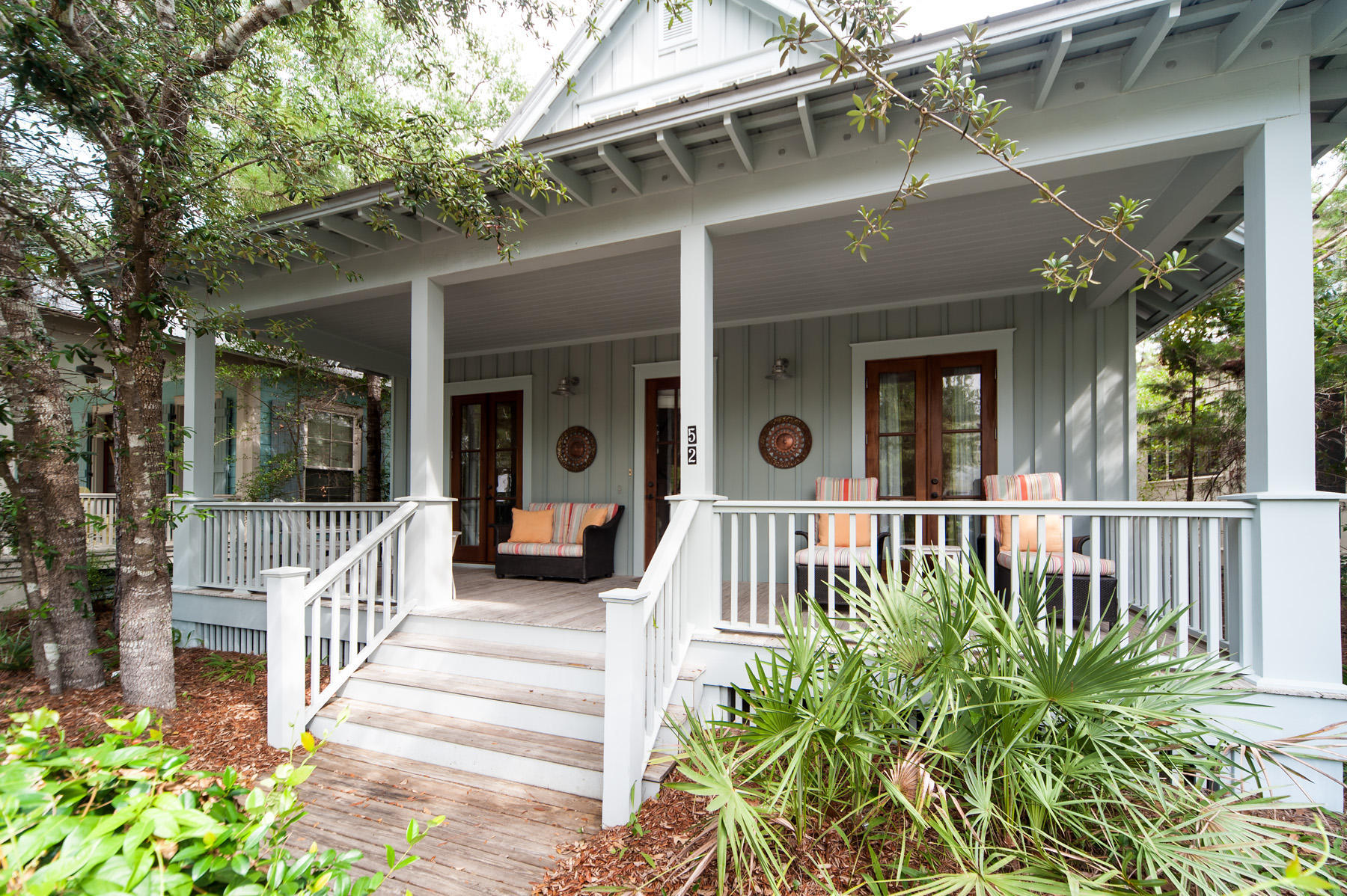 Single Family Home for Sale at CHARMING COTTAGE IN BEACH COMMUNITY 52 Spartina Cir Watercolor, Santa Rosa Beach, Florida 32459 United States