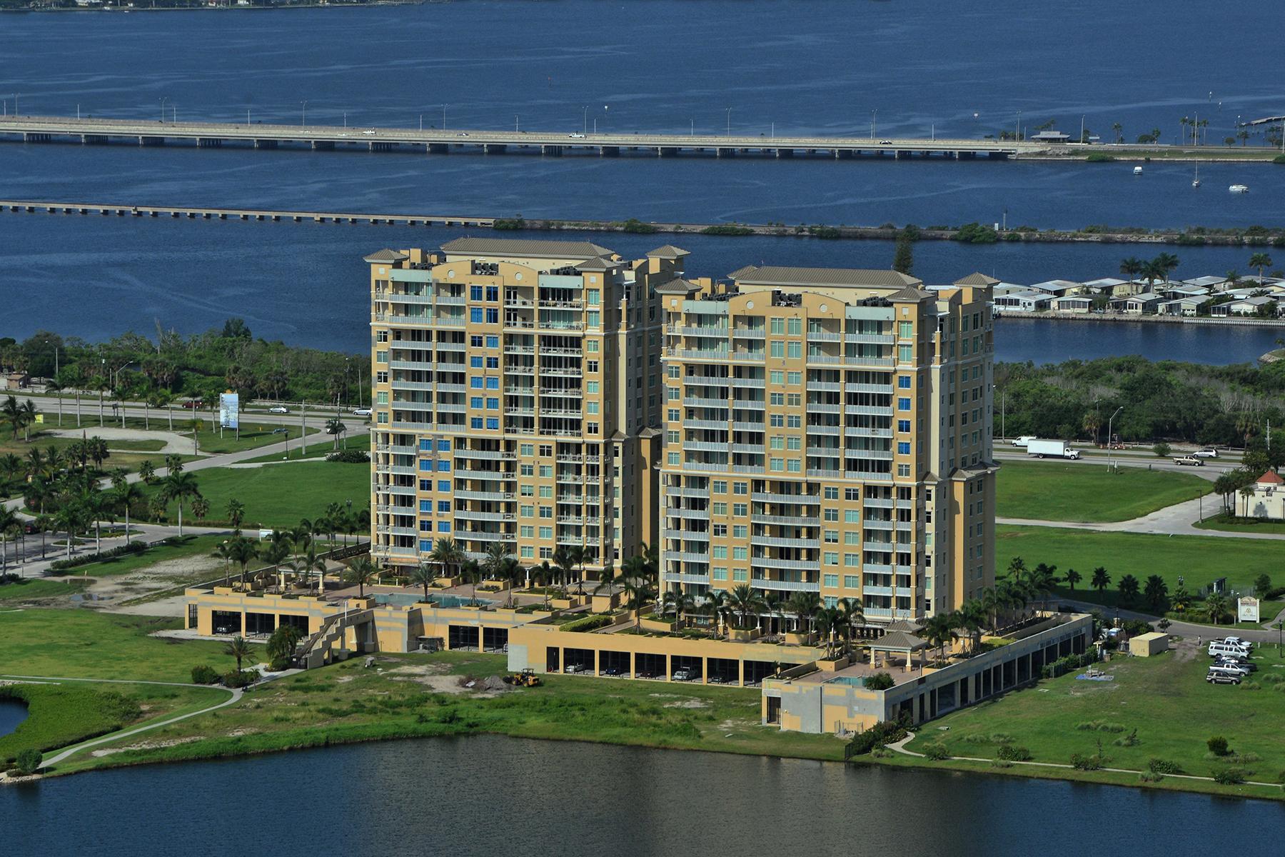 Condominium for Sale at BEL MARE AT RIVIERA DUNES 130 Riviera Dunes Way 704 Palmetto, Florida 34221 United States