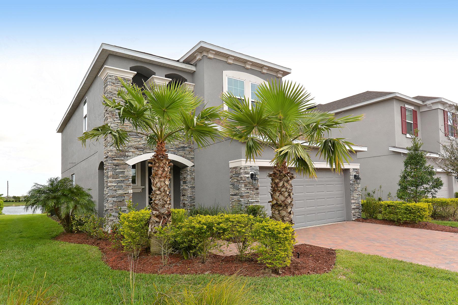 Villa per Vendita alle ore PALMER LAKE 8460 Nandina Dr Sarasota, Florida, 34240 Stati Uniti