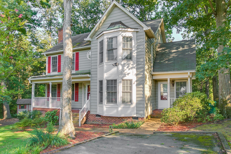 단독 가정 주택 용 매매 에 6007 Morningmist Place Richmond, 버지니아, 23234 미국