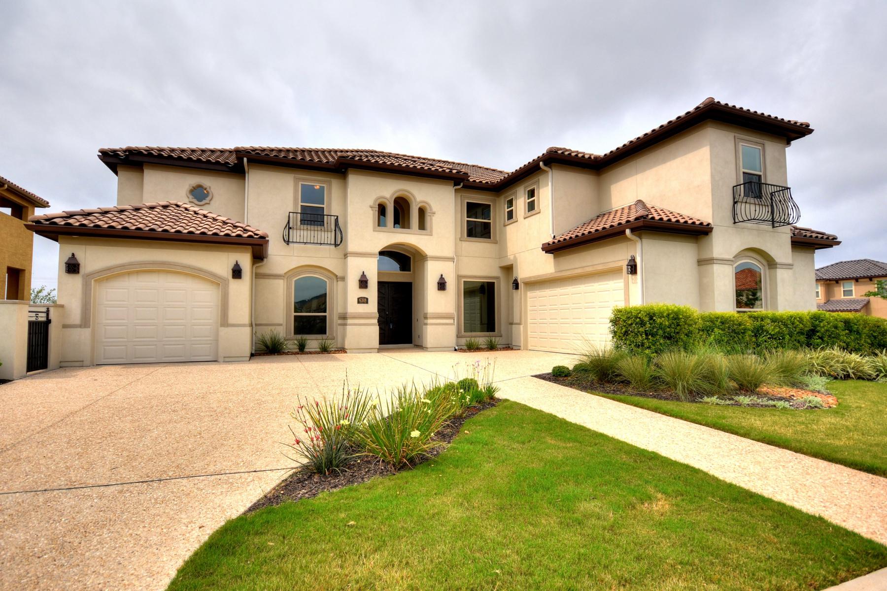 獨棟家庭住宅 為 出售 在 Stunning Mediterranean Estate in The Dominion 6318 Sevilla Way The Dominion, San Antonio, 德克薩斯州, 78257 美國