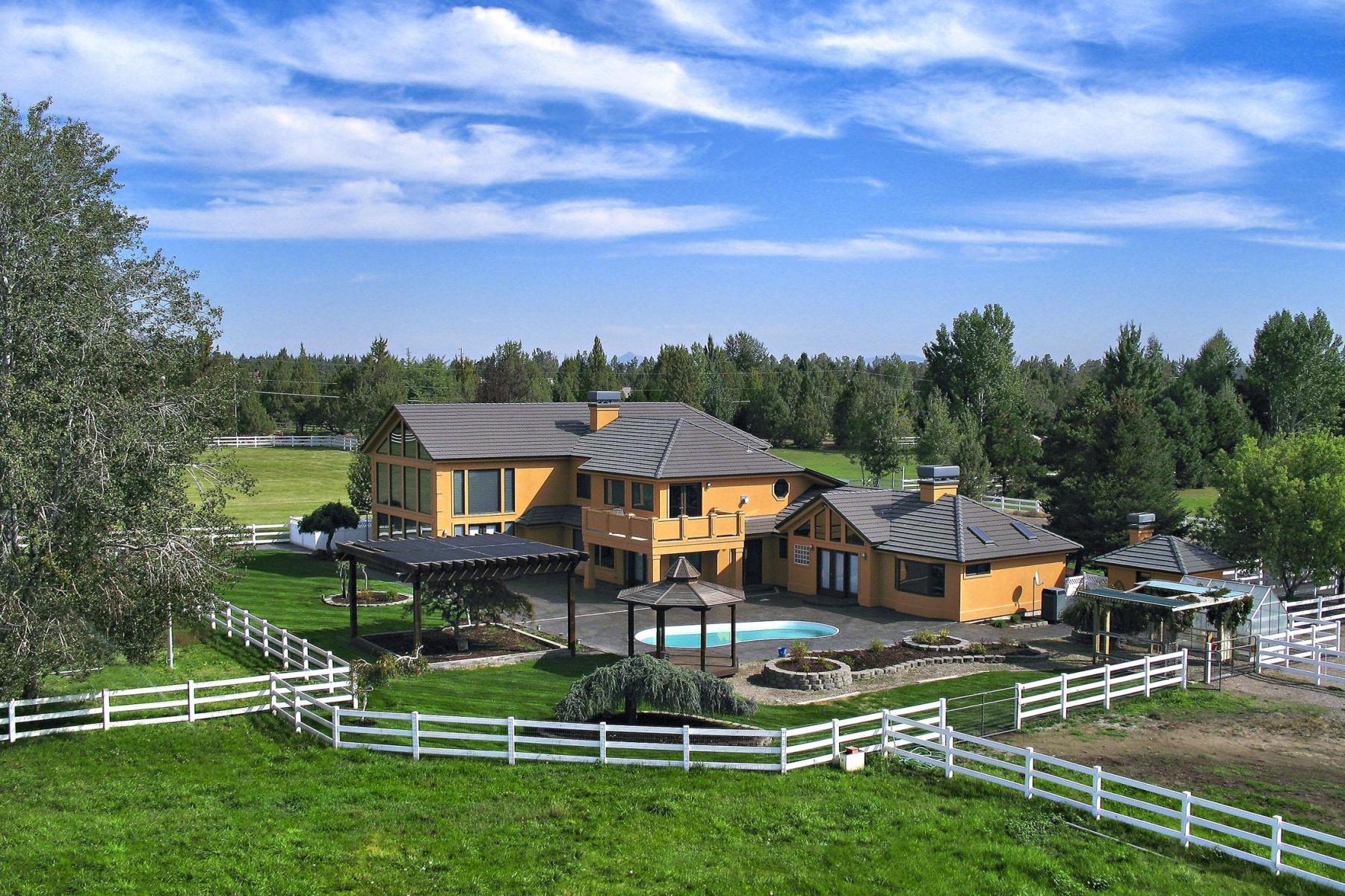 Moradia para Venda às Tumalo Estate 65131 Highland Rd Bend, Oregon, 97703 Estados Unidos