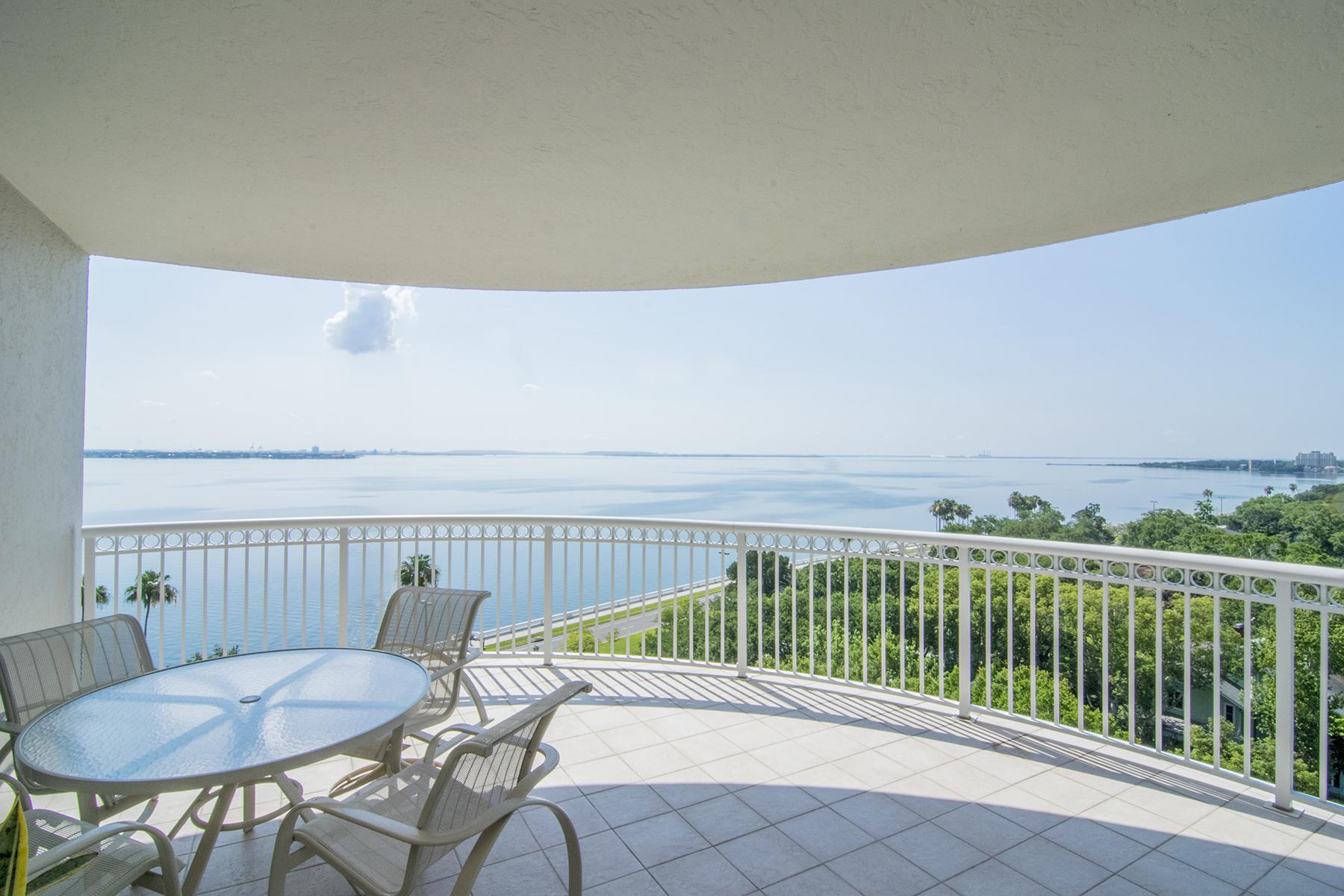Condominium for Sale at SOUTH TAMPA 3507 Bayshore Blvd 901 Tampa, Florida, 33629 United States
