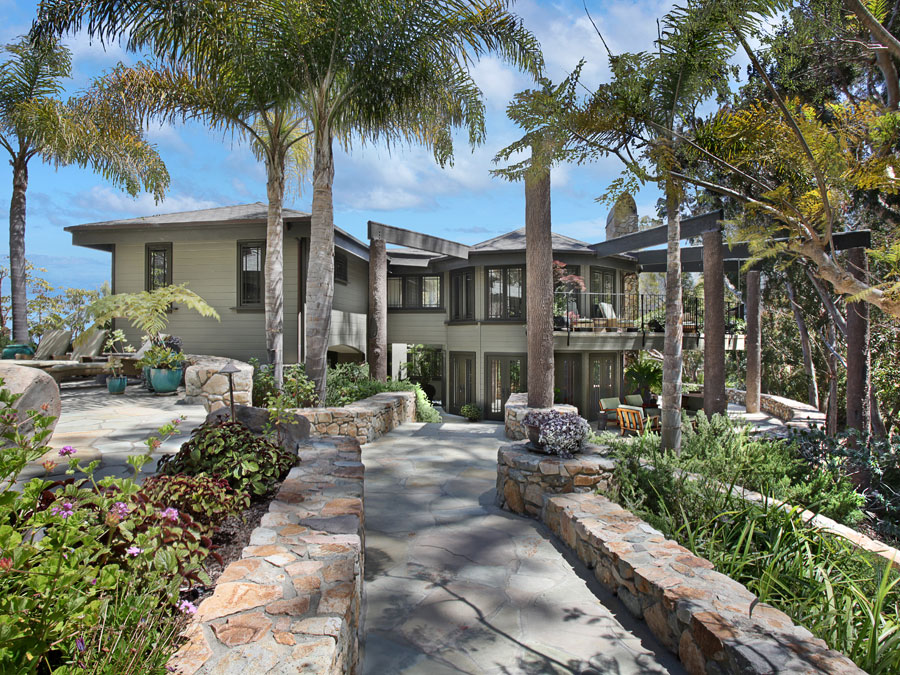 Single Family Home for Sale at Catalina Island Estate 101 Vieudelou Avenue Avalon, California 90704 United States