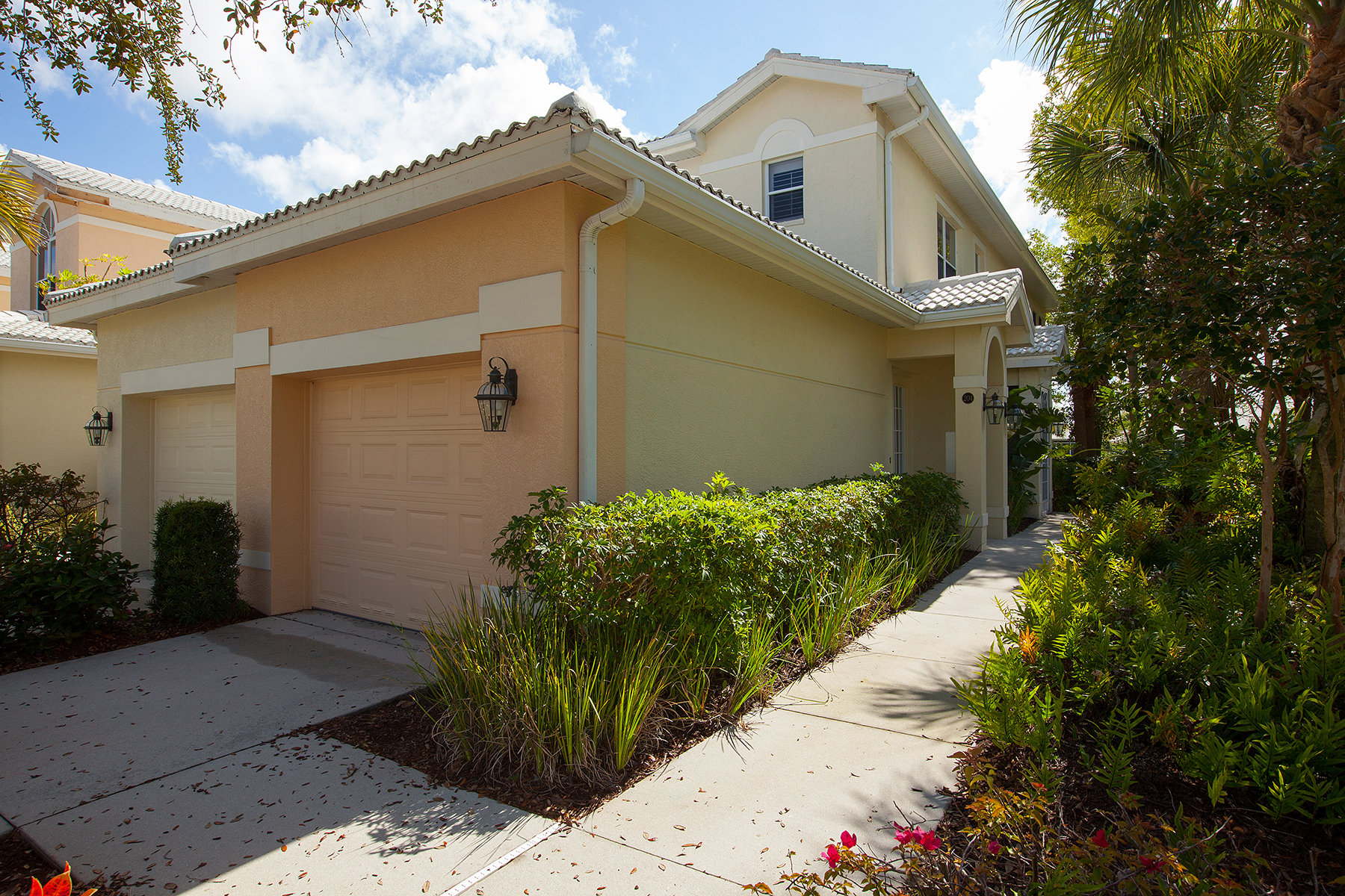 Condominium for Sale at FIDDLER'S CREEK - HAWKS NEST 4630 Hawks Nest Dr 204 Naples, Florida 34114 United States
