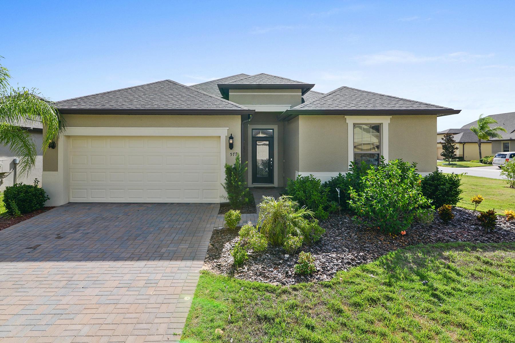 独户住宅 为 销售 在 DAVENPORT,FLORIDA 577 Grande Dr 达文波特, 佛罗里达州, 33837 美国