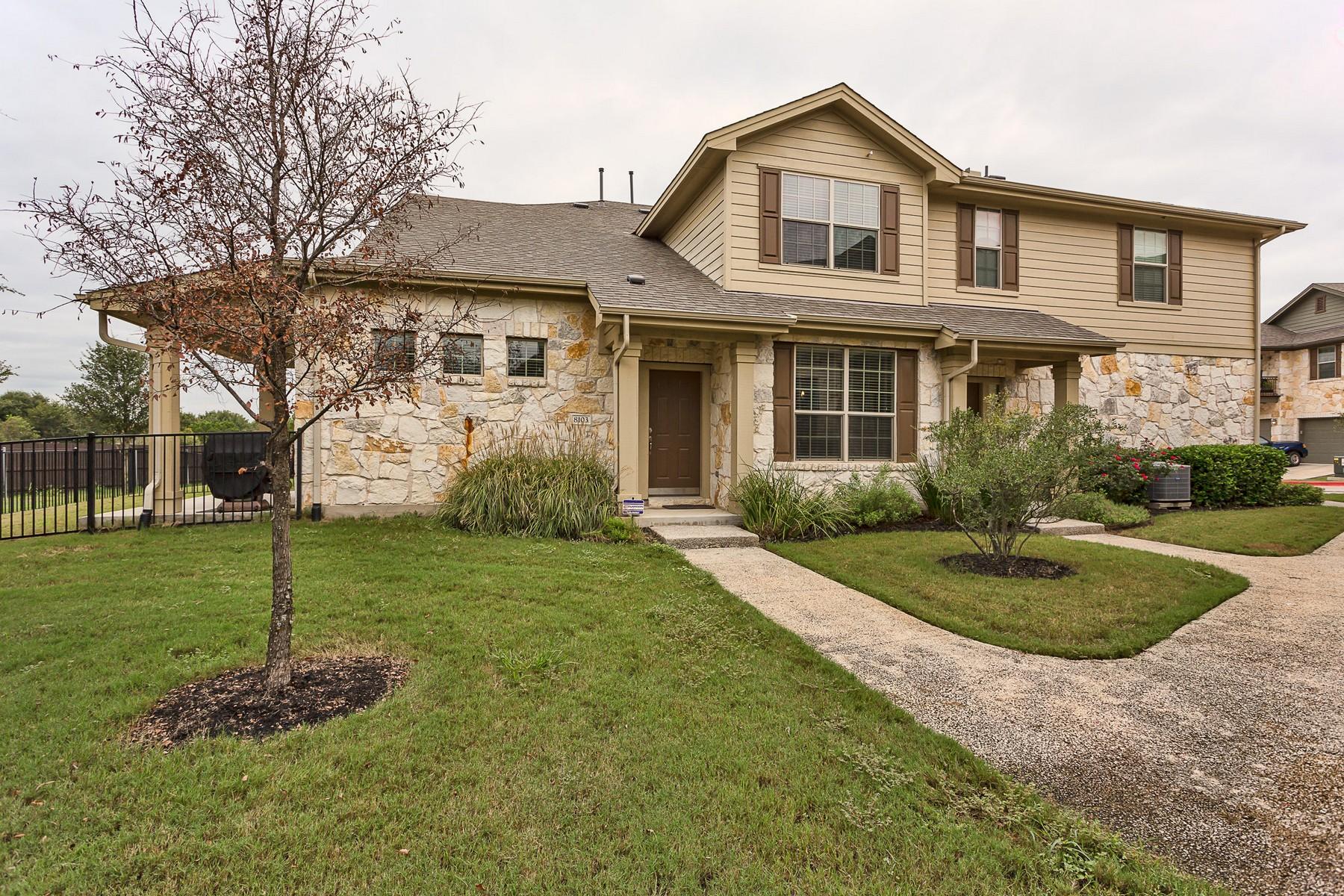Condominio por un Venta en Immaculate Home in Brodie Heights 3101 Davis Ln 8103 Austin, Texas 78748 Estados Unidos