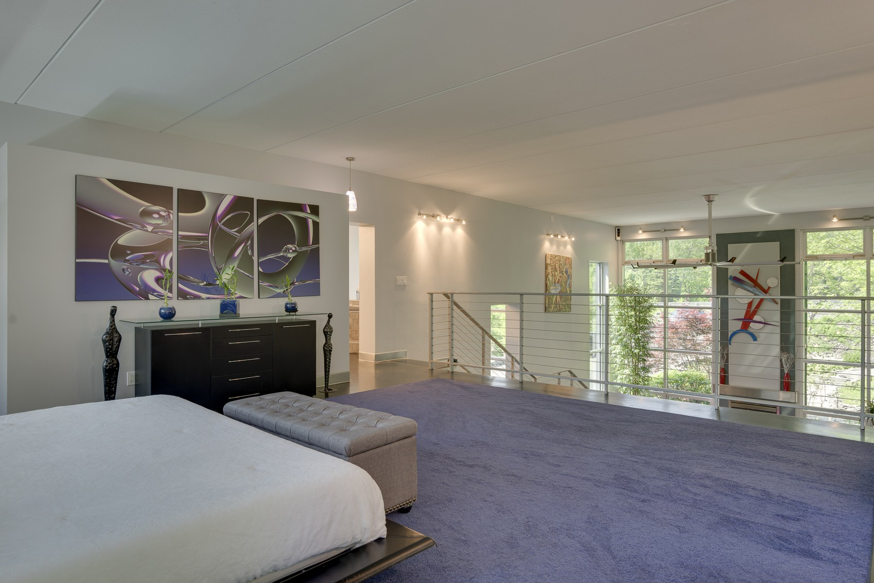 Additional photo for property listing at Spectacular Contemporary Living! 1430  Bullis Rd Elma, New York 14059 États-Unis