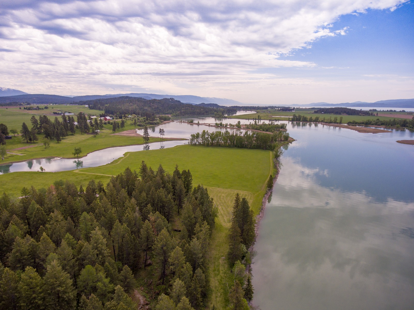 Land for Sale at 700 Ramsfield Road 700 Ramsfield Rd Bigfork, Montana 59911 United States