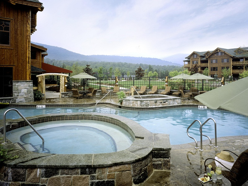 Additional photo for property listing at Whiteface Lodge 7  Whiteface Inn Lane Lake Placid, Нью-Йорк 12946 Соединенные Штаты