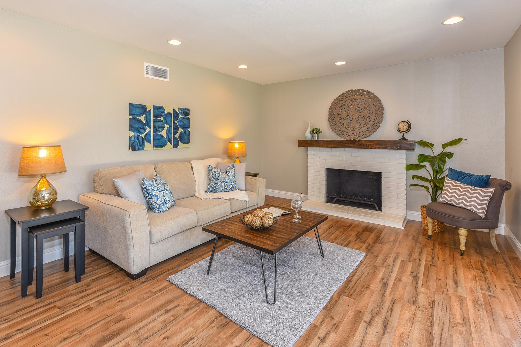 Частный односемейный дом для того Продажа на 691 Costa Dr, Napa, CA 94558 691 Costa Dr Napa, Калифорния, 94558 Соединенные Штаты