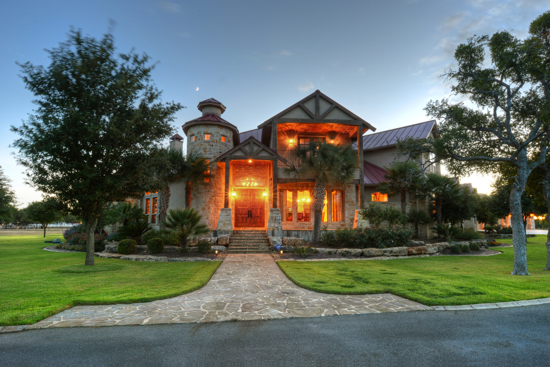Farm / Ranch / Plantation for Sale at Stunning Hill Country Estate 140 FM 3351 Boerne, Texas 78006 United States