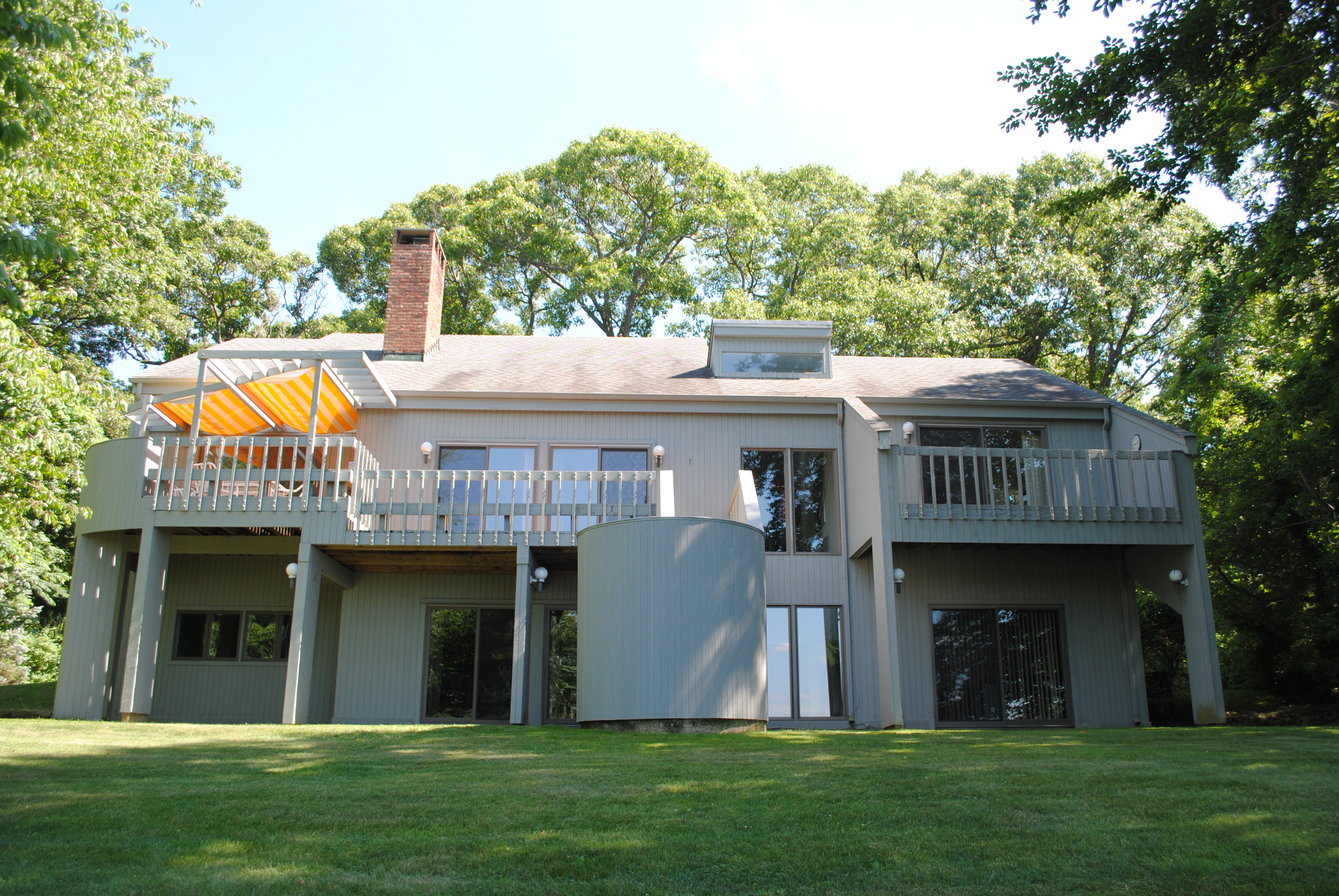 sales property at Beach front living on Long Island Sound