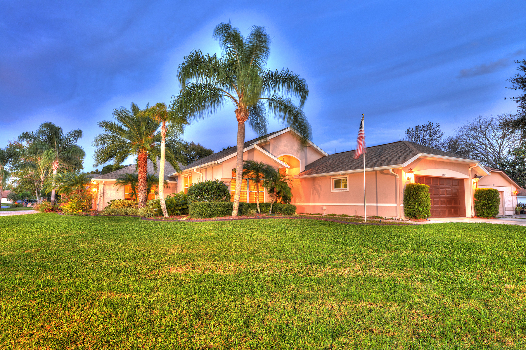 Single Family Home for Sale at SPRUCE CREEK AND THE BEACHES 1903 Seclusion Dr Port Orange, Florida, 32128 United States