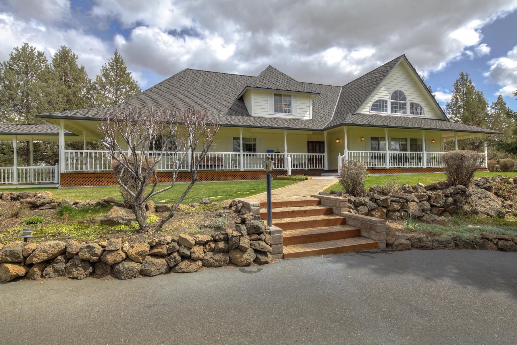 Casa para uma família para Venda às 21936 Bear Creek Road 21936 Bear Creek Rd Bend, Oregon 97701 Estados Unidos