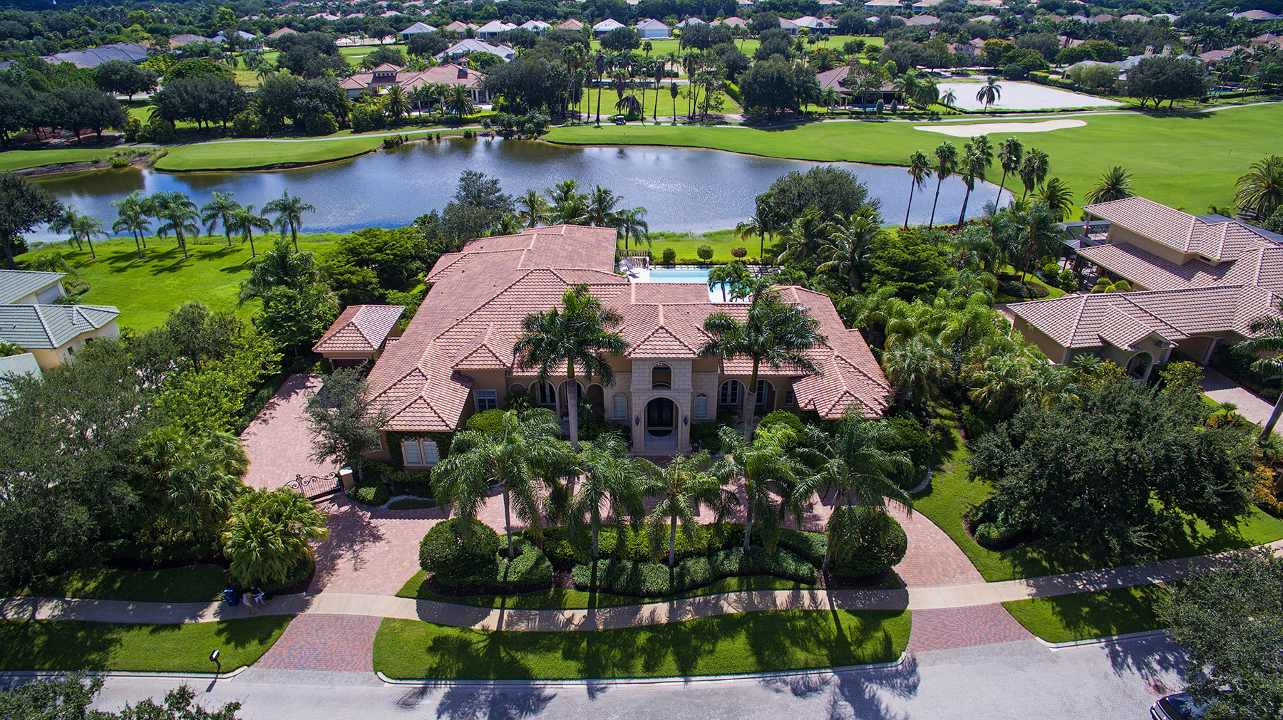 Single Family Home for Sale at QUAIL WEST 28881 Girard Terr Naples, Florida, 34119 United States
