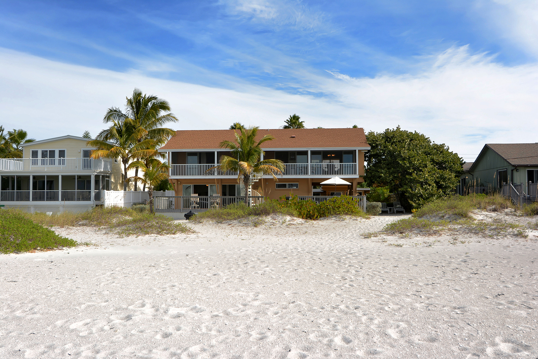 Maison unifamiliale pour l Vente à LONGBOAT KEY 2837 Gulf Of Mexico Dr Longboat Key, Florida 34228 États-Unis