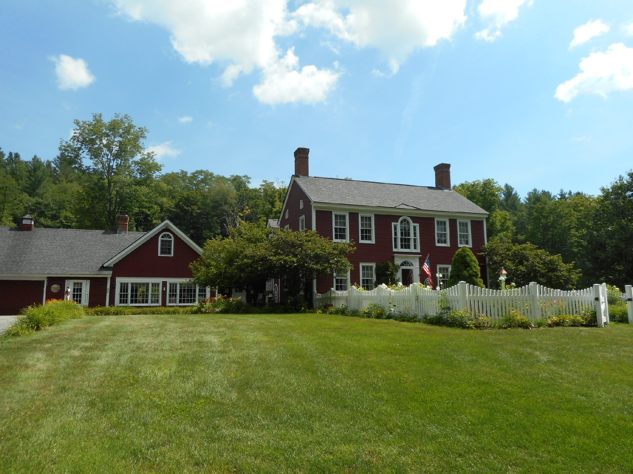 Single Family Home for Sale at Gentleman's Farm 364 Houghtonville Rd Grafton, Vermont 05146 United States