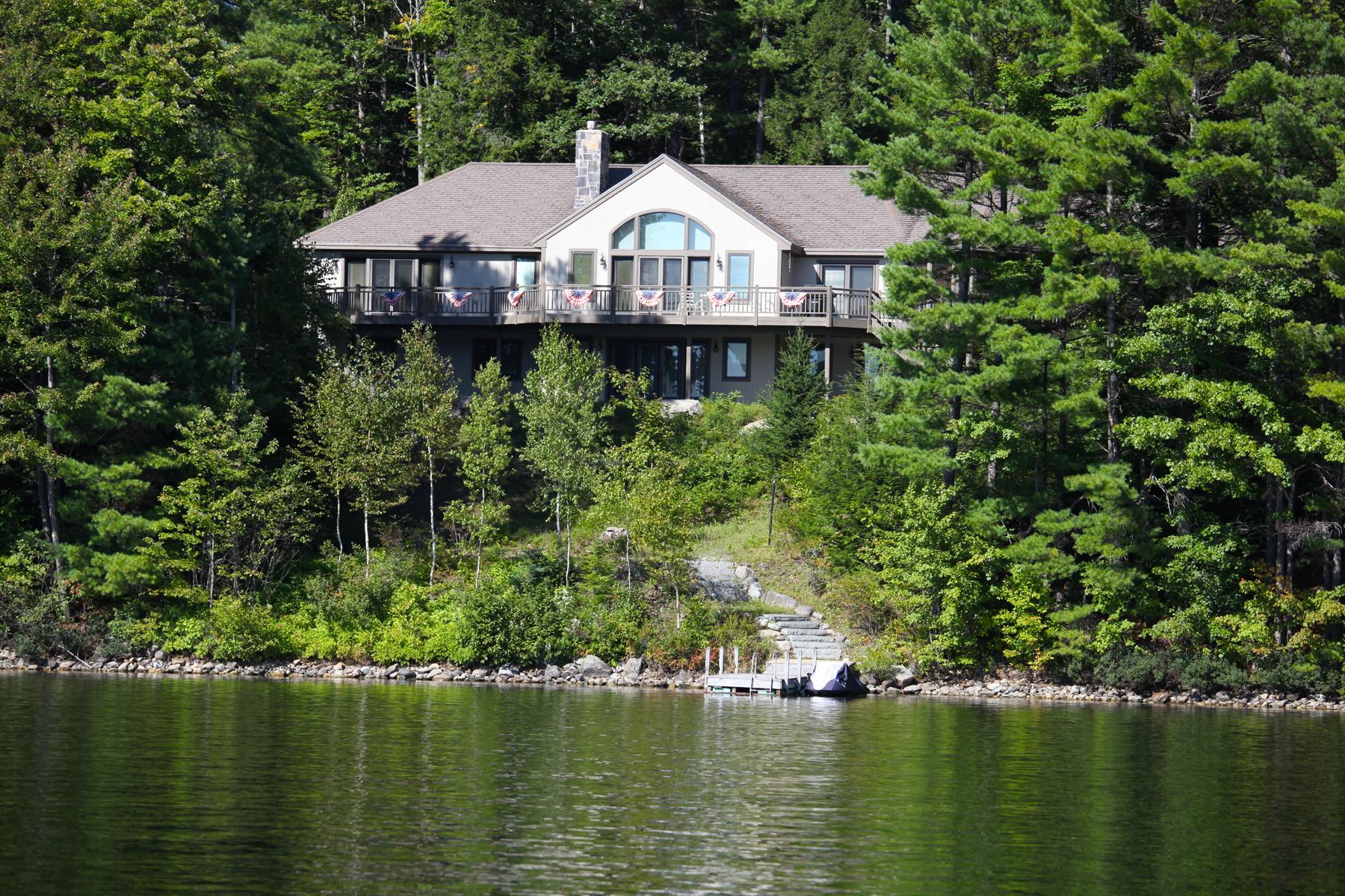Casa para uma família para Venda às 94 Jobs Creek Road, Sunapee 94 Jobs Creek Rd Sunapee, New Hampshire 03782 Estados Unidos