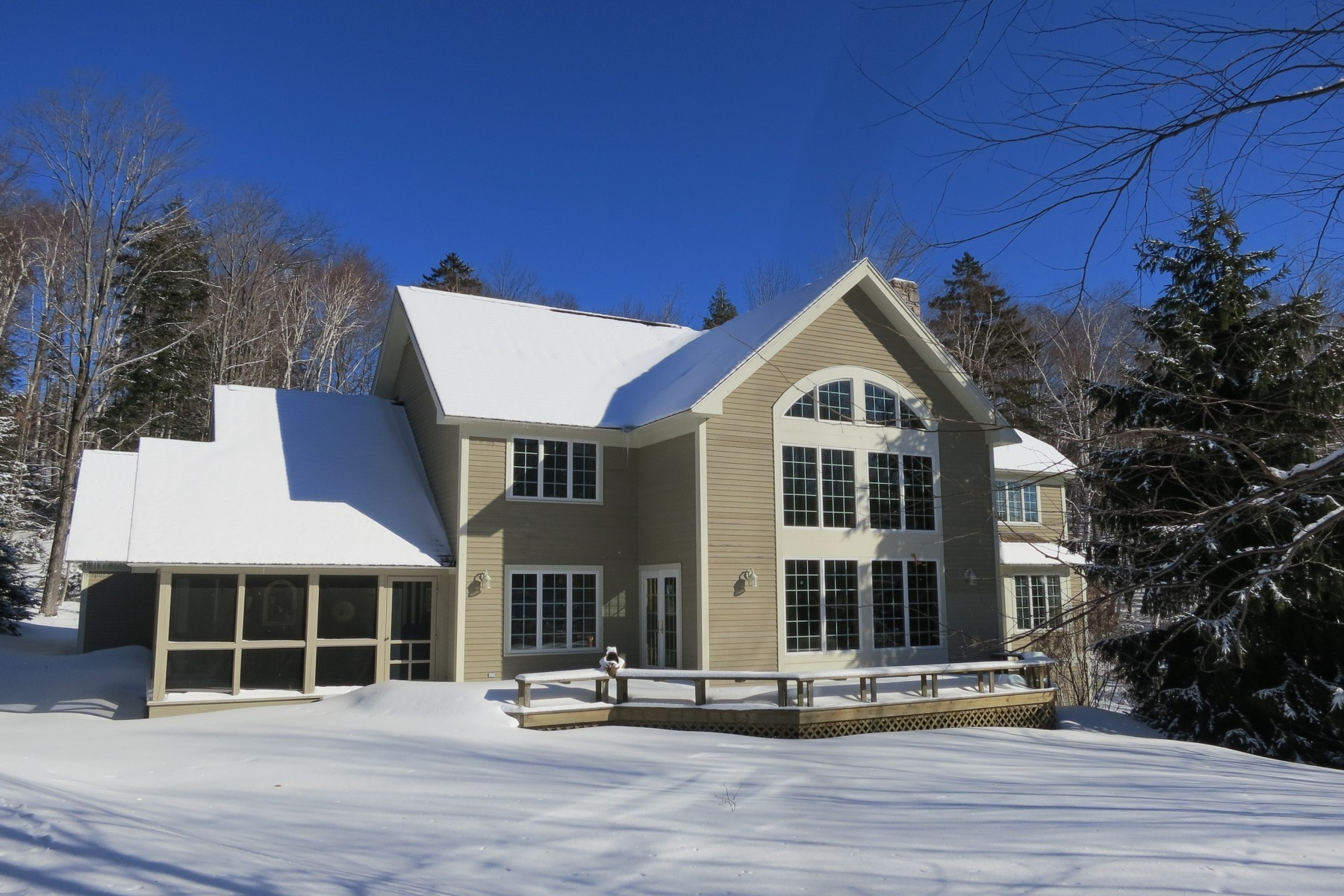 Single Family Home for Sale at Stratton Stonehouse Road 14 Stonehouse Rd Winhall, Vermont, 05340 United States