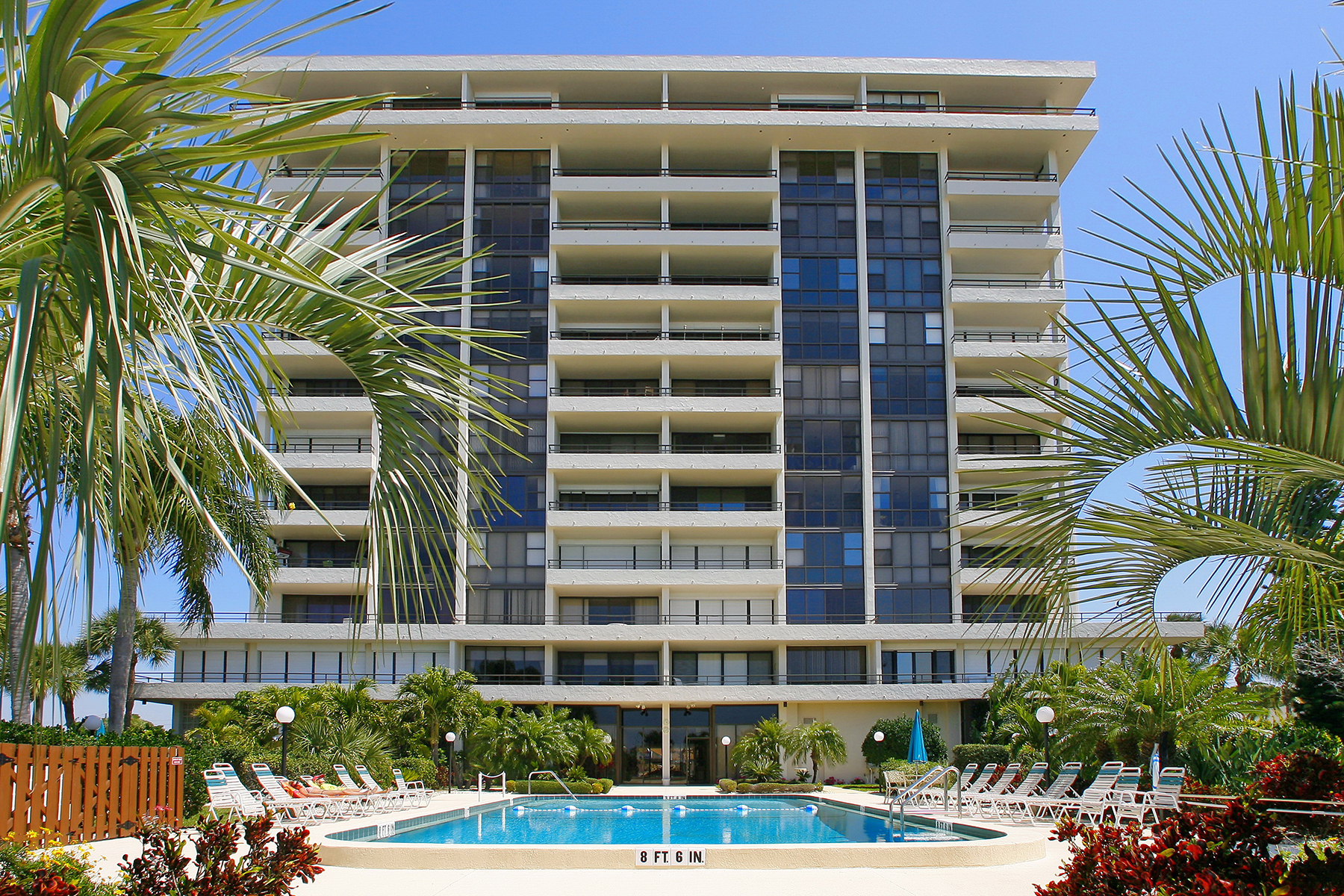 Condominium for Sale at TERRACE EAST 5300 Ocean Blvd PH3 Sarasota, Florida, 34242 United States