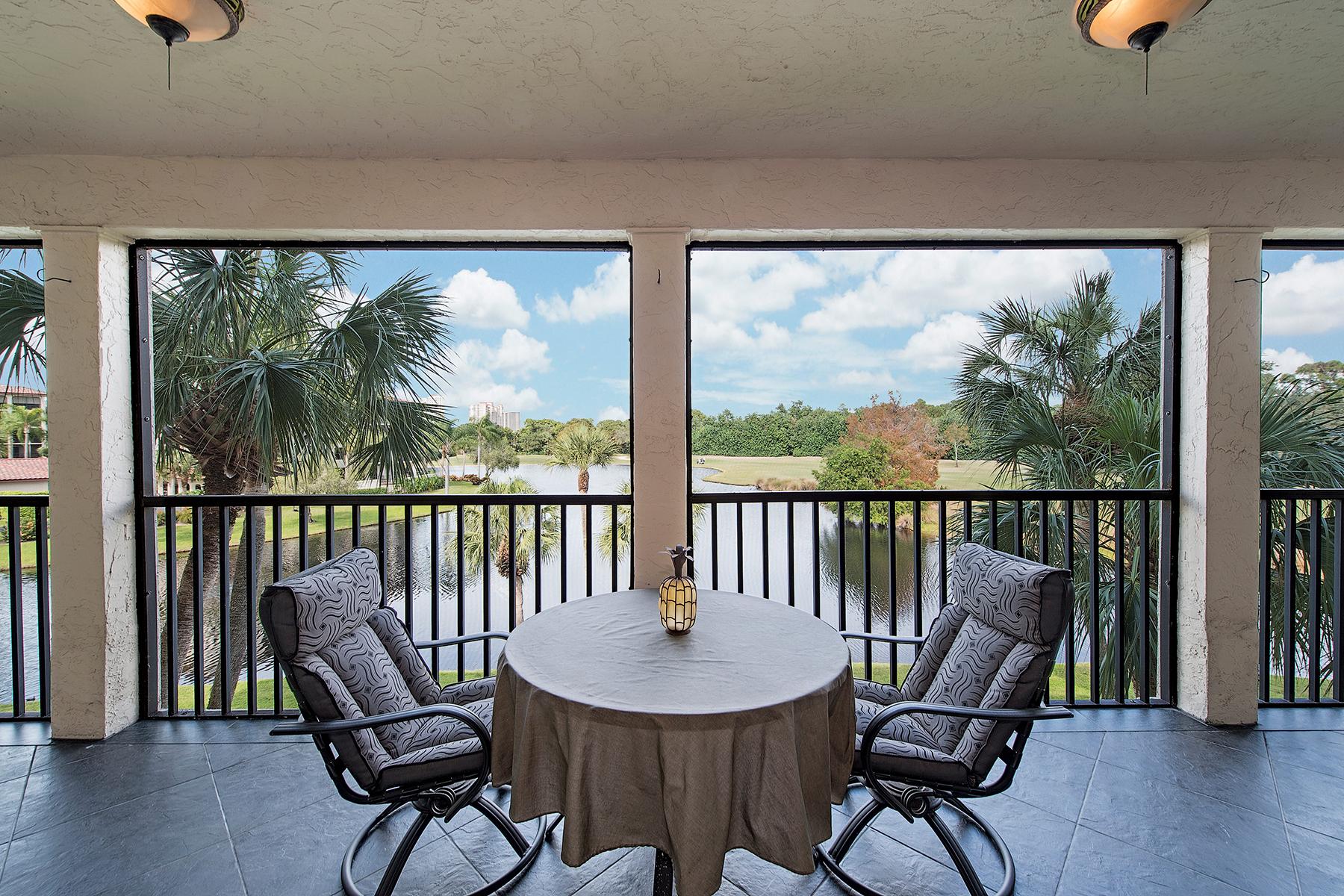 Кооперативная квартира для того Продажа на PELICAN BAY - CHATEAUMERE 6020 Pelican Bay Blvd E-203 Naples, Флорида, 34108 Соединенные Штаты