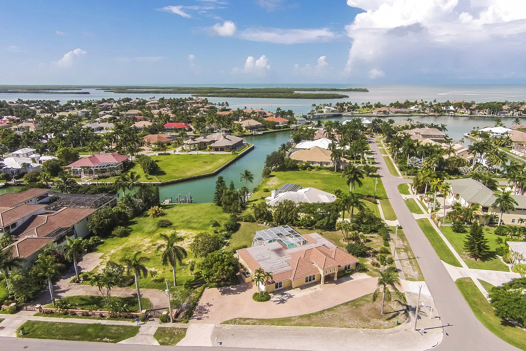 sales property at MARCO ISLAND - LUDLOW ROAD