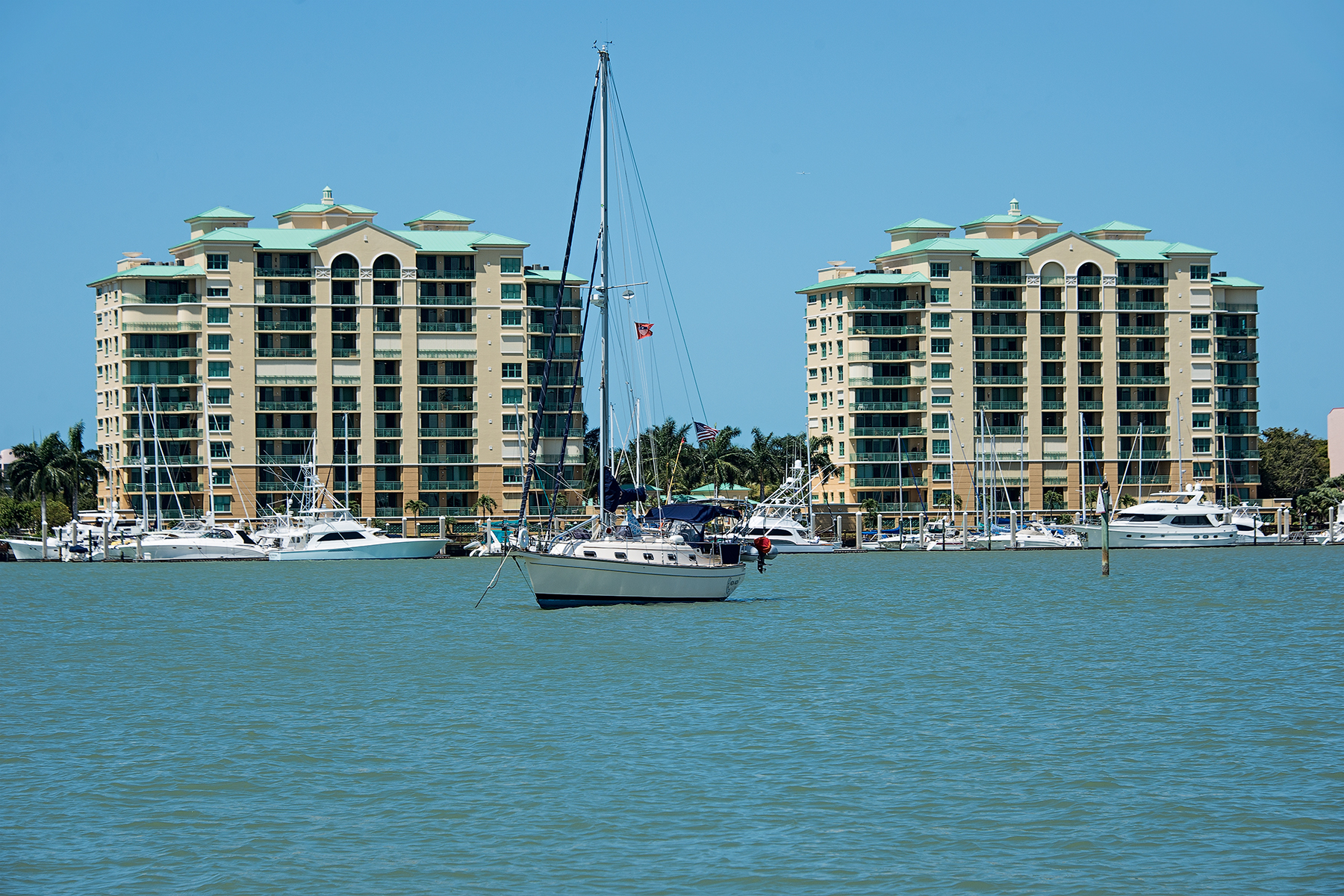 Condominium for Sale at MARCO ISLAND - PIER 81 1079 Bald Eagle Dr PH-2 Marco Island, Florida, 34145 United States