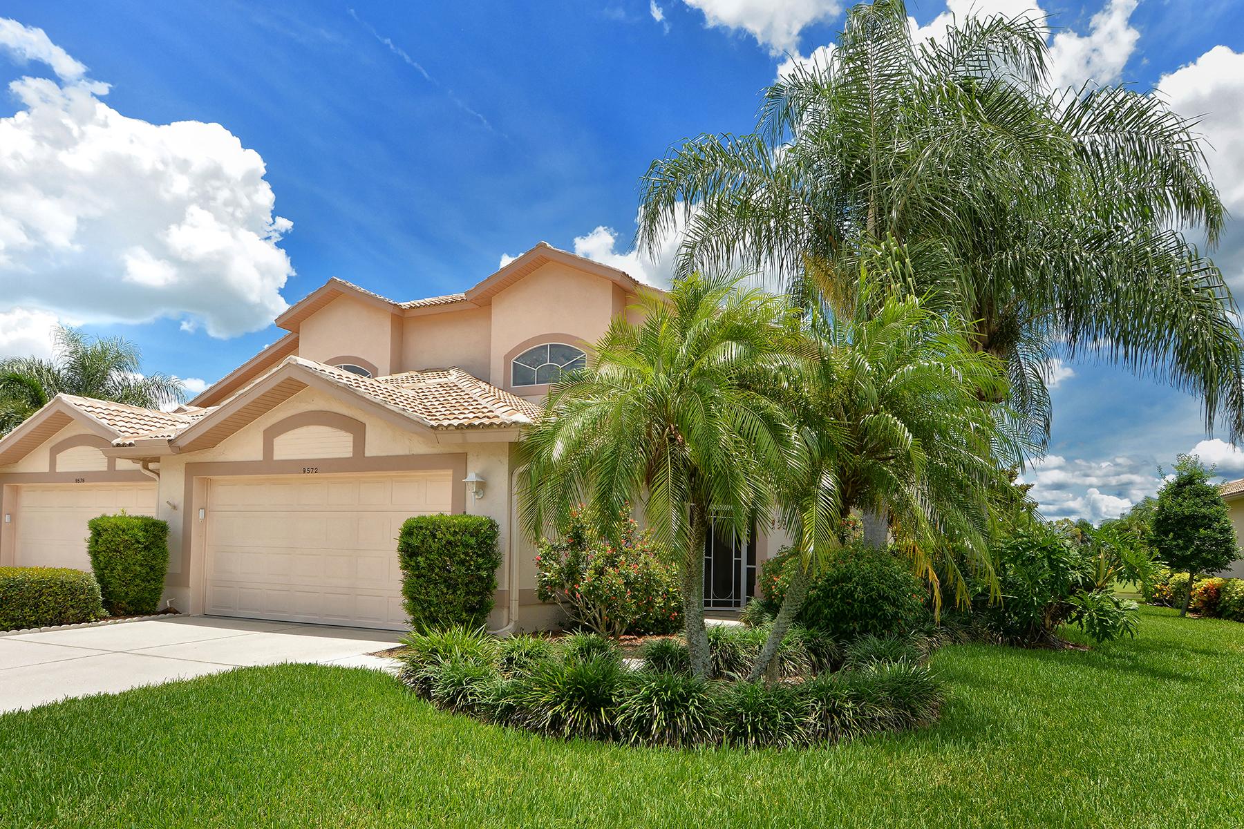 타운하우스 용 매매 에 SARASOTA 9572 Forest Hills Cir Sarasota, 플로리다 34238 미국
