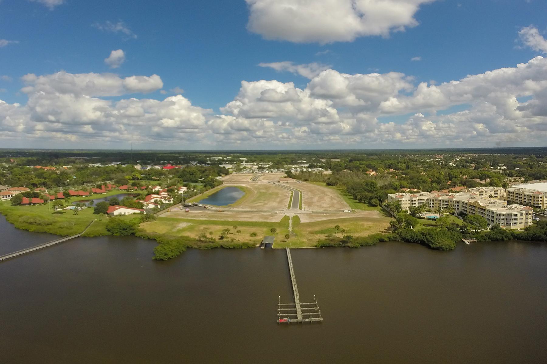 Terrain pour l Vente à BAYSIDE 35 Masthead Dr 35 Osprey, Florida 34229 États-Unis