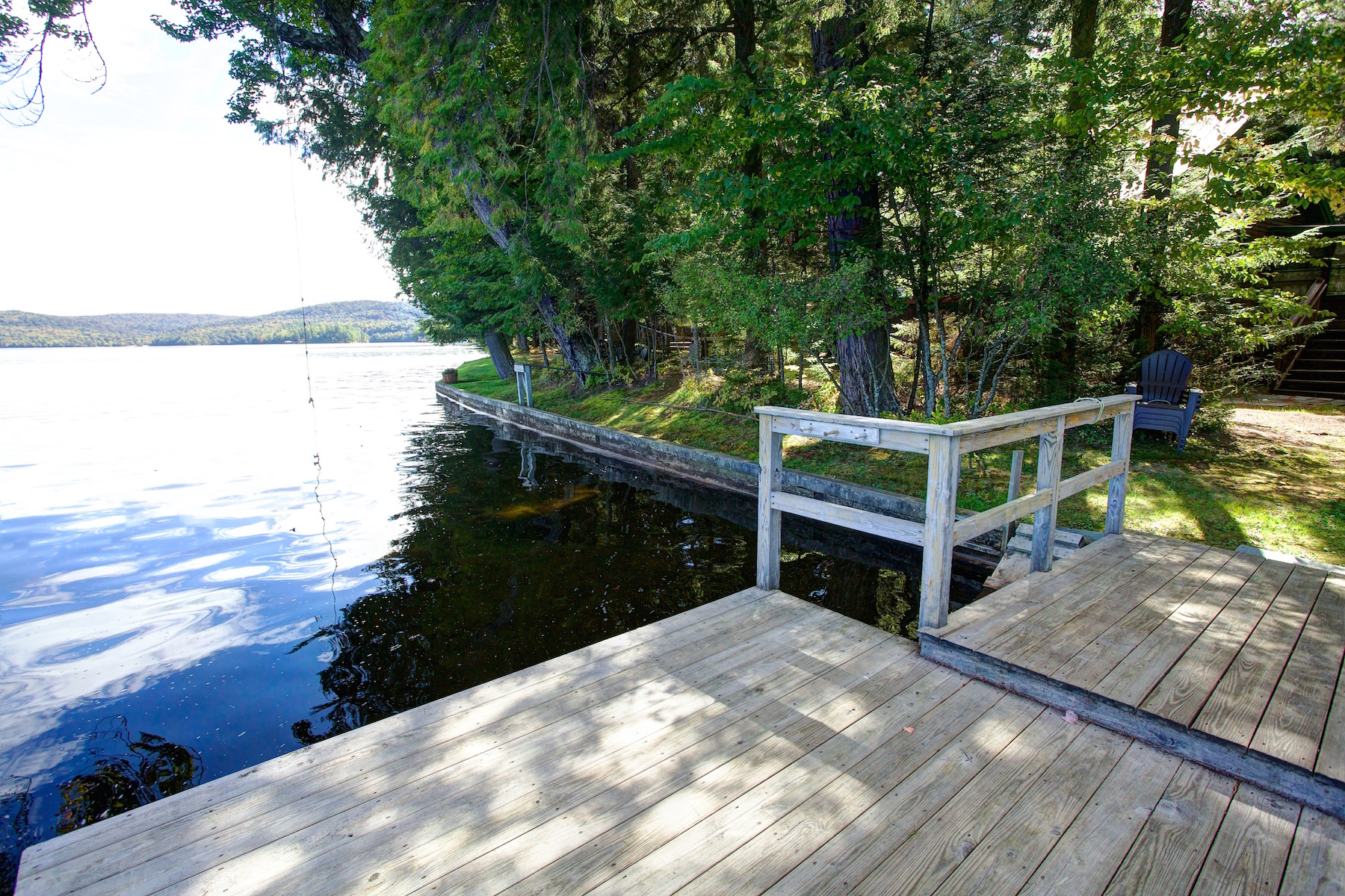 Additional photo for property listing at Lakeside Plendor 29  Kelley Road Inlet, New York 13360 États-Unis